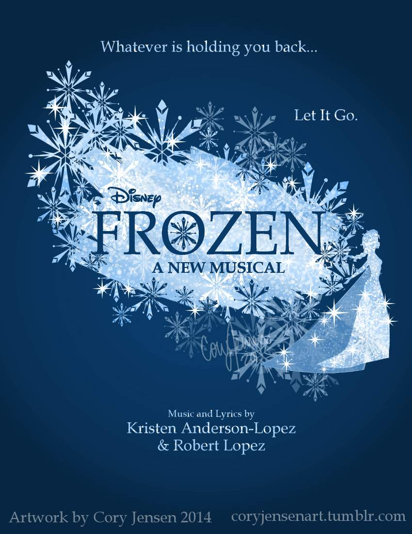 Disney Theatrical Productions Said It Will Mount Frozen The Musical At Buell Theatre In Denver Center For Performing Arts August 2017