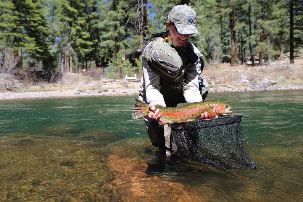 Killer weekend fly fishing adventure pro for Trout fishing in az