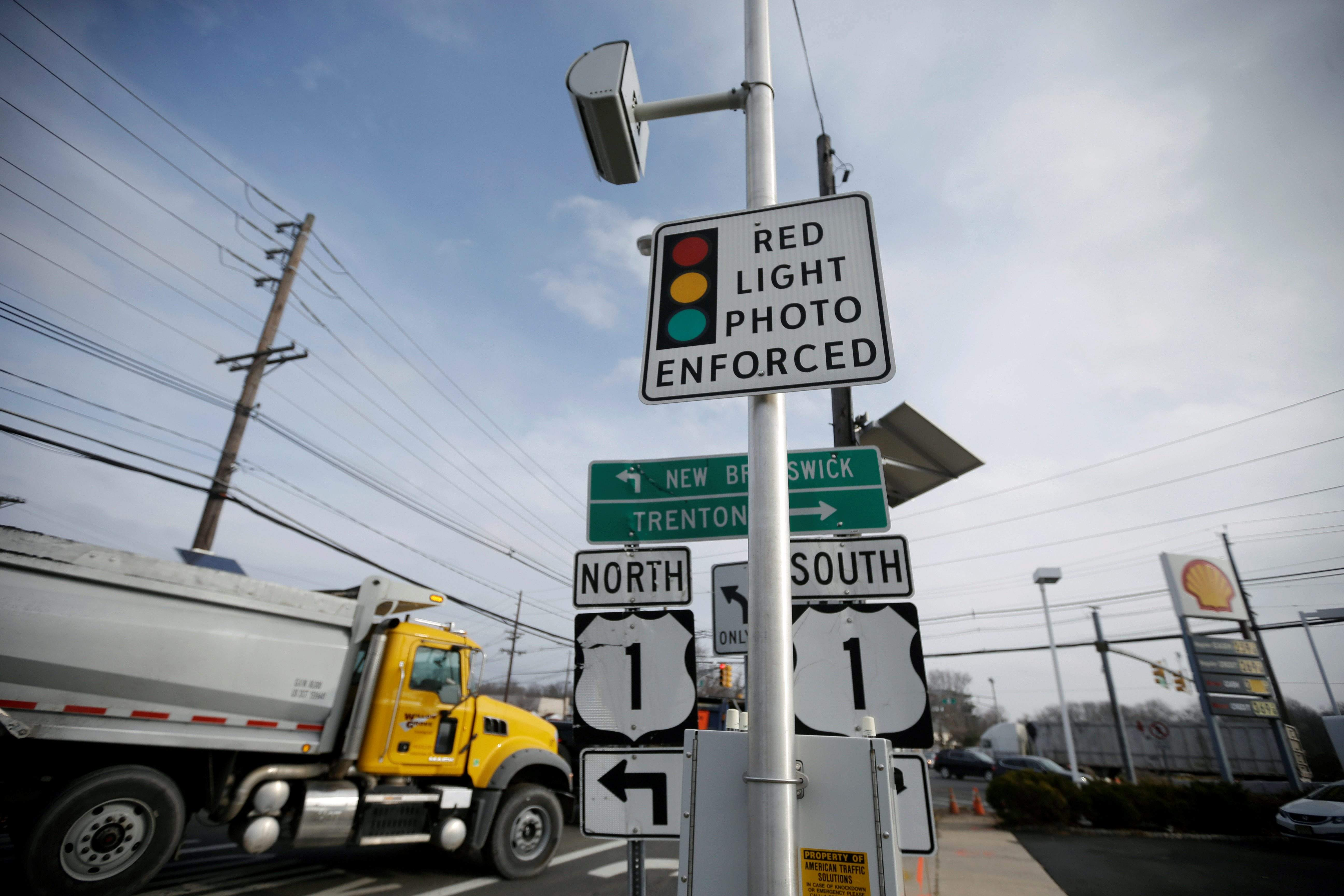 ... Study Found That Red Light Cameras Can Not Only Cut Down On The Number  Of Fatalities At Intersections, But They Also Help Curb Other Traffic  Violations.