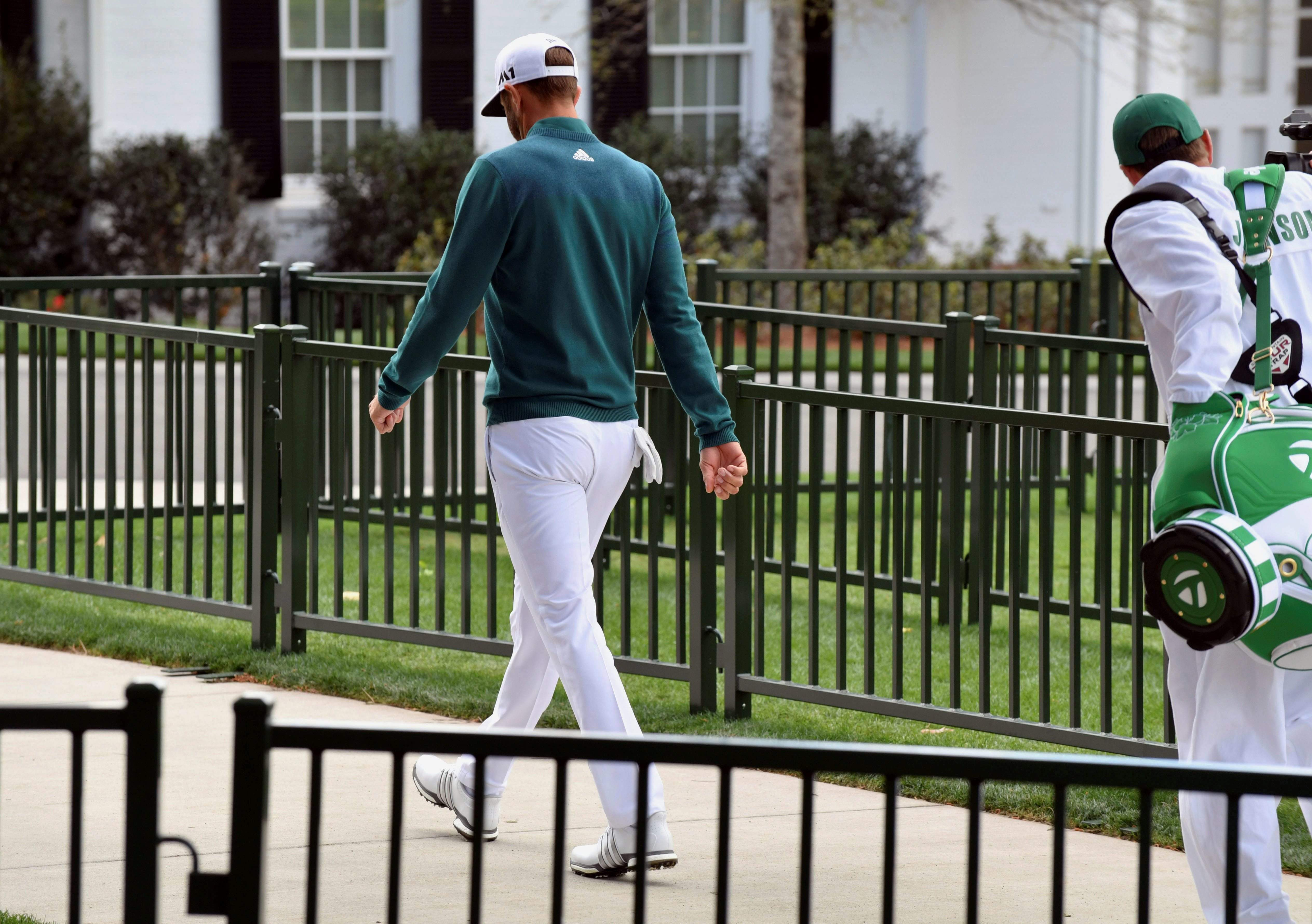 Johnson, McIlroy head crowded cast of Masters contenders