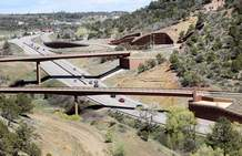 The Colorado Department of Transportation has plans to connect U.S. Highway 550 to the south end of the bridge that goes over U.S. Highway 160 in the Grandview area.