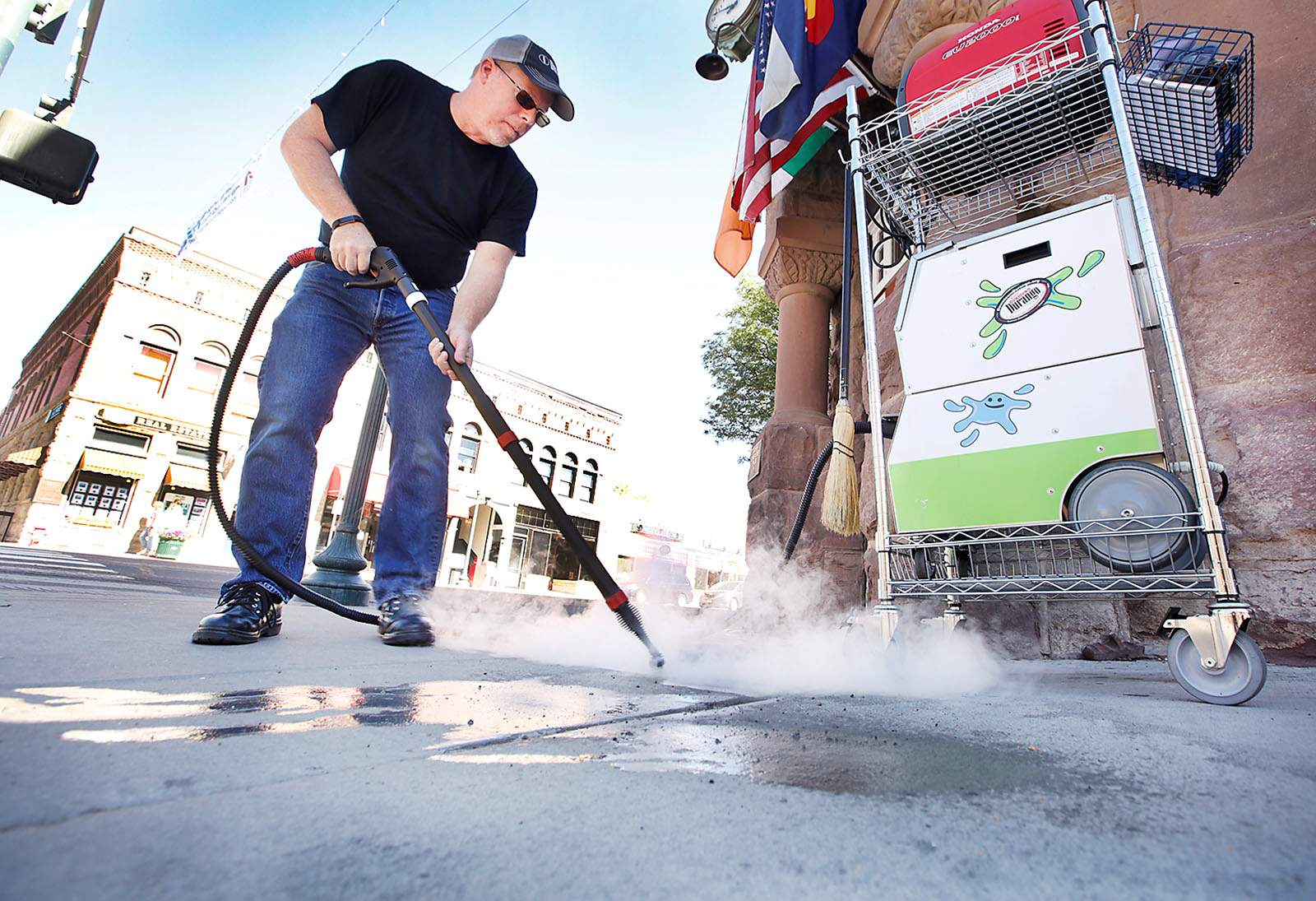 The Durango Business Improvement District has a new tool to...