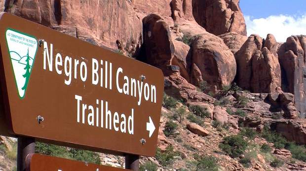 A Utah state commission recommends preserving the name of Utah's Negro Bill Canyon despite concerns that it's offensive.