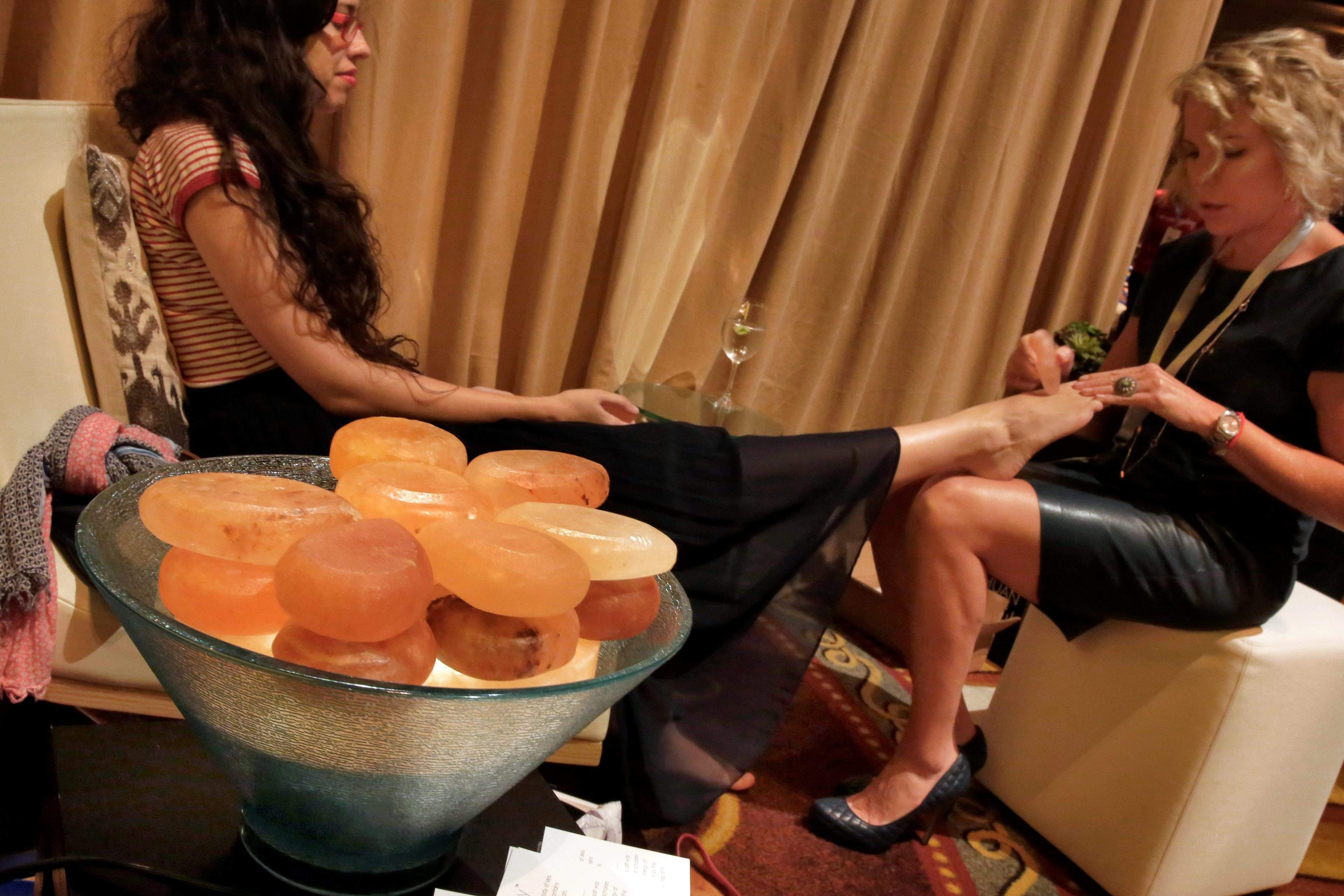 not just fluff and buff spas emphasize wellness over beauty