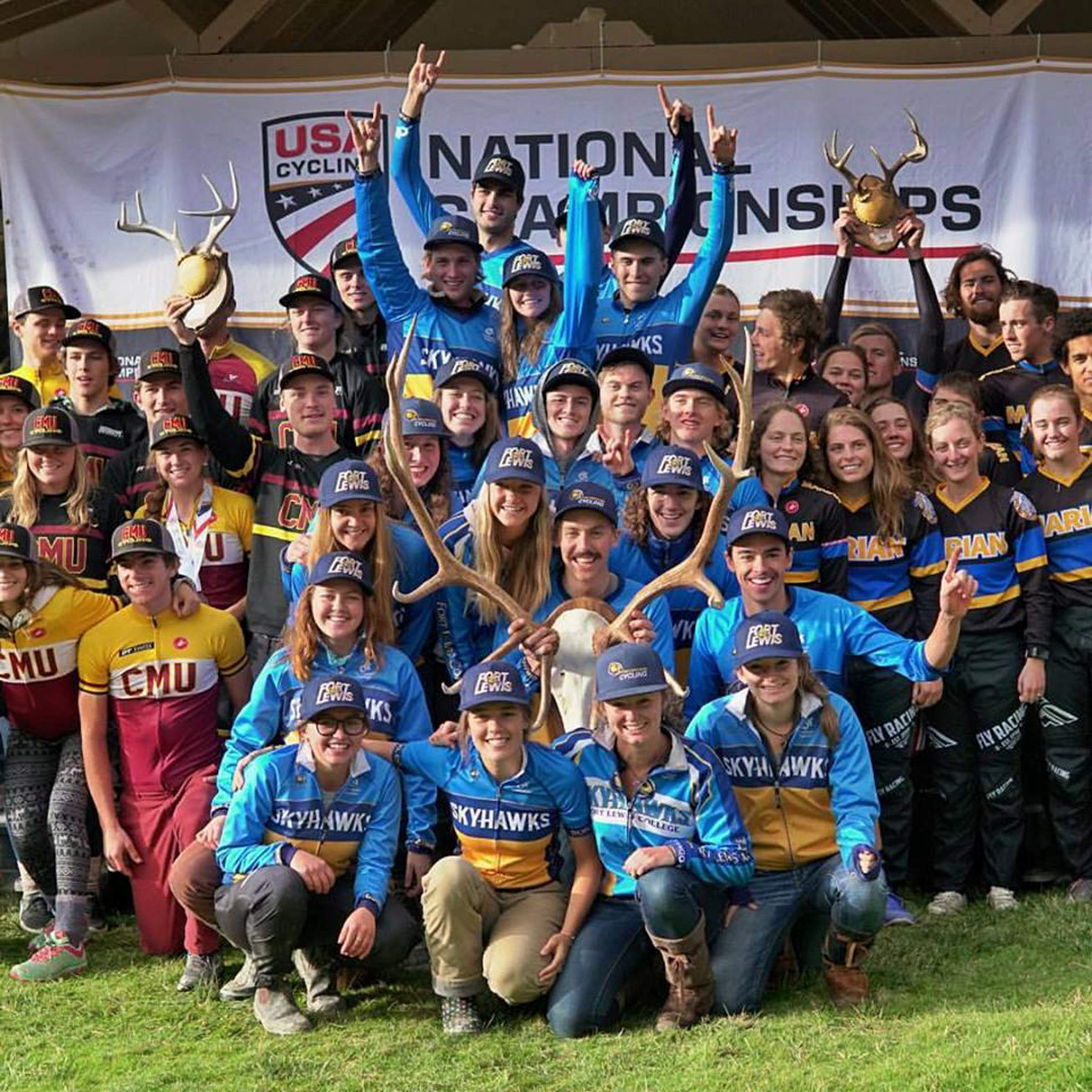 Durango Colorado Fort Lewis College cycling claims 23rd national championship News 60x60 image
