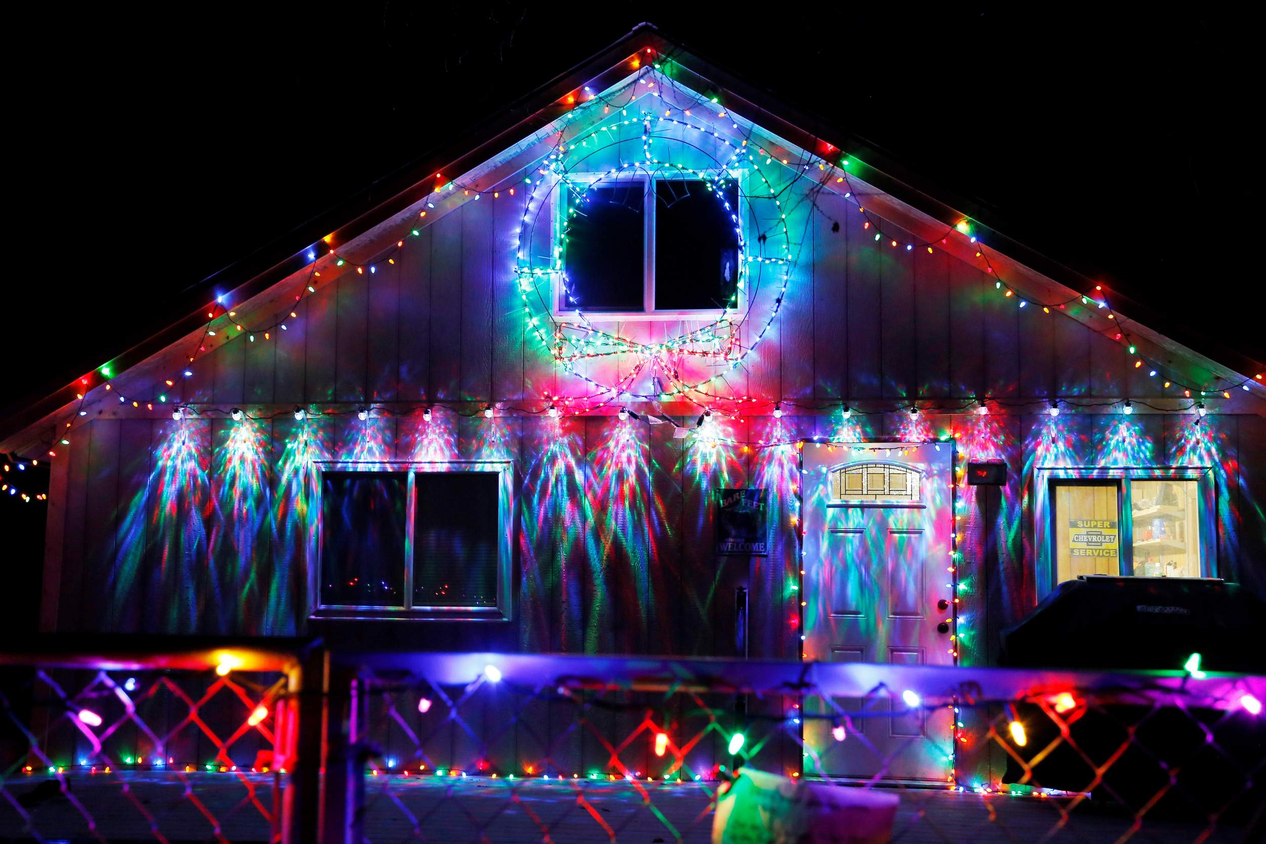 What your Christmas lights will do to your electricity bill