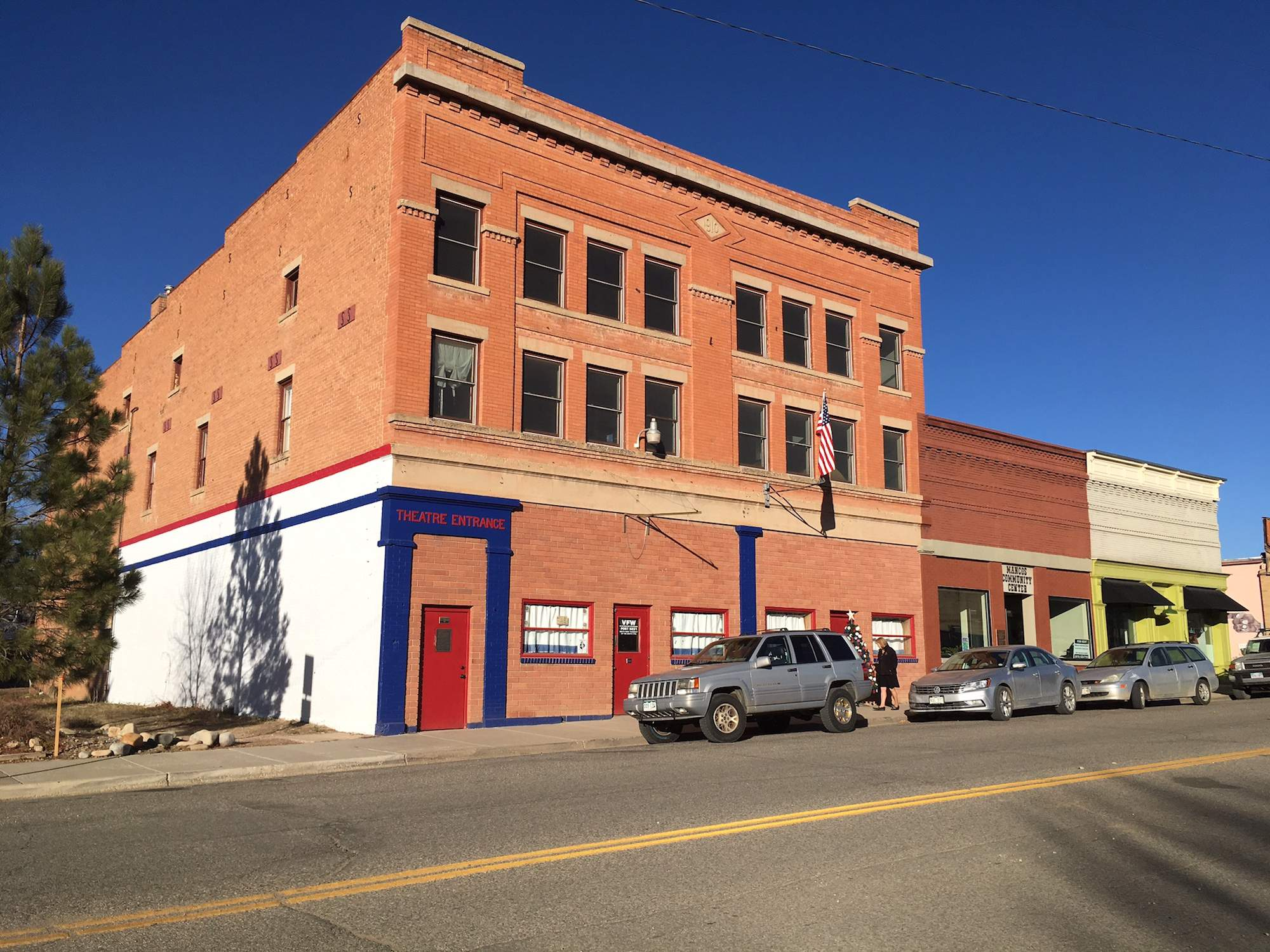Delightful The Mancos Opera House Has Received A $32,409 Grant To Support Its  Renovation.