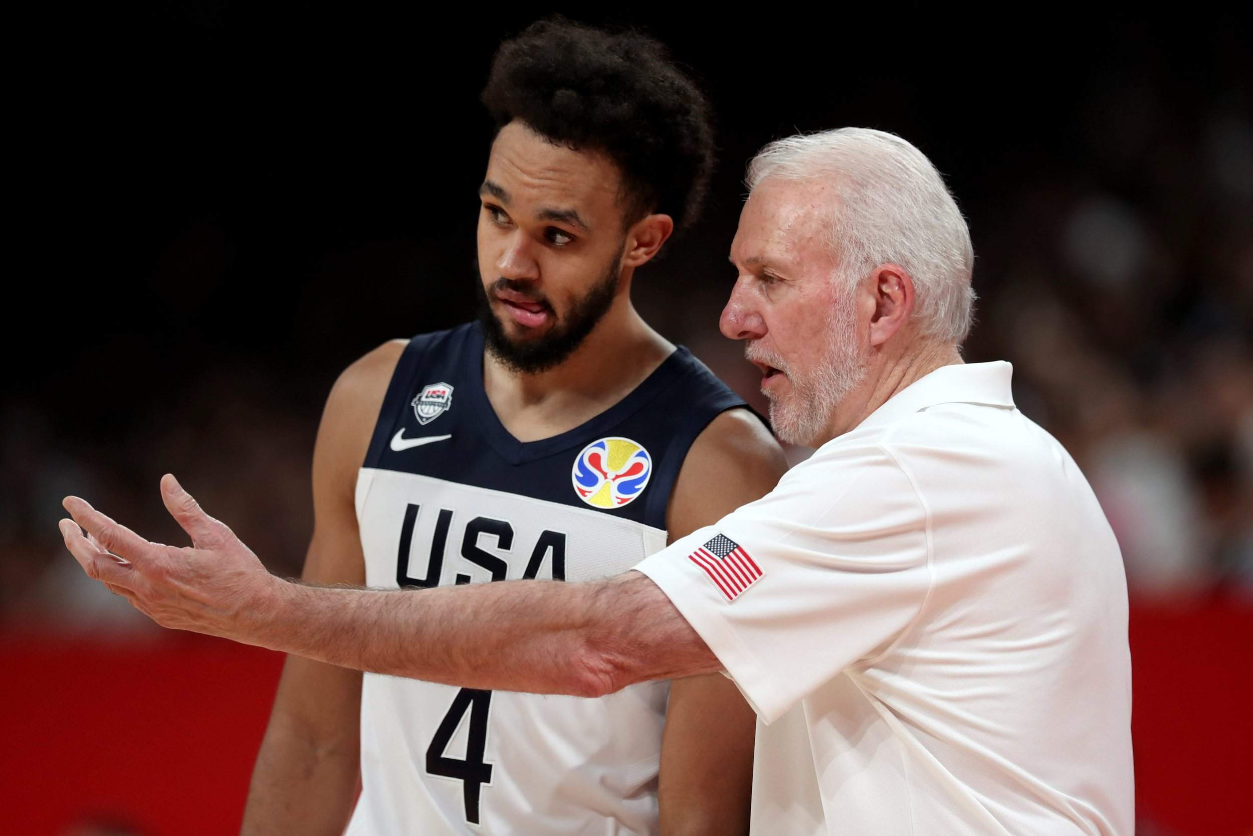 Team USA basketball seals Olympics spot, reaches World Cup quarterfinals