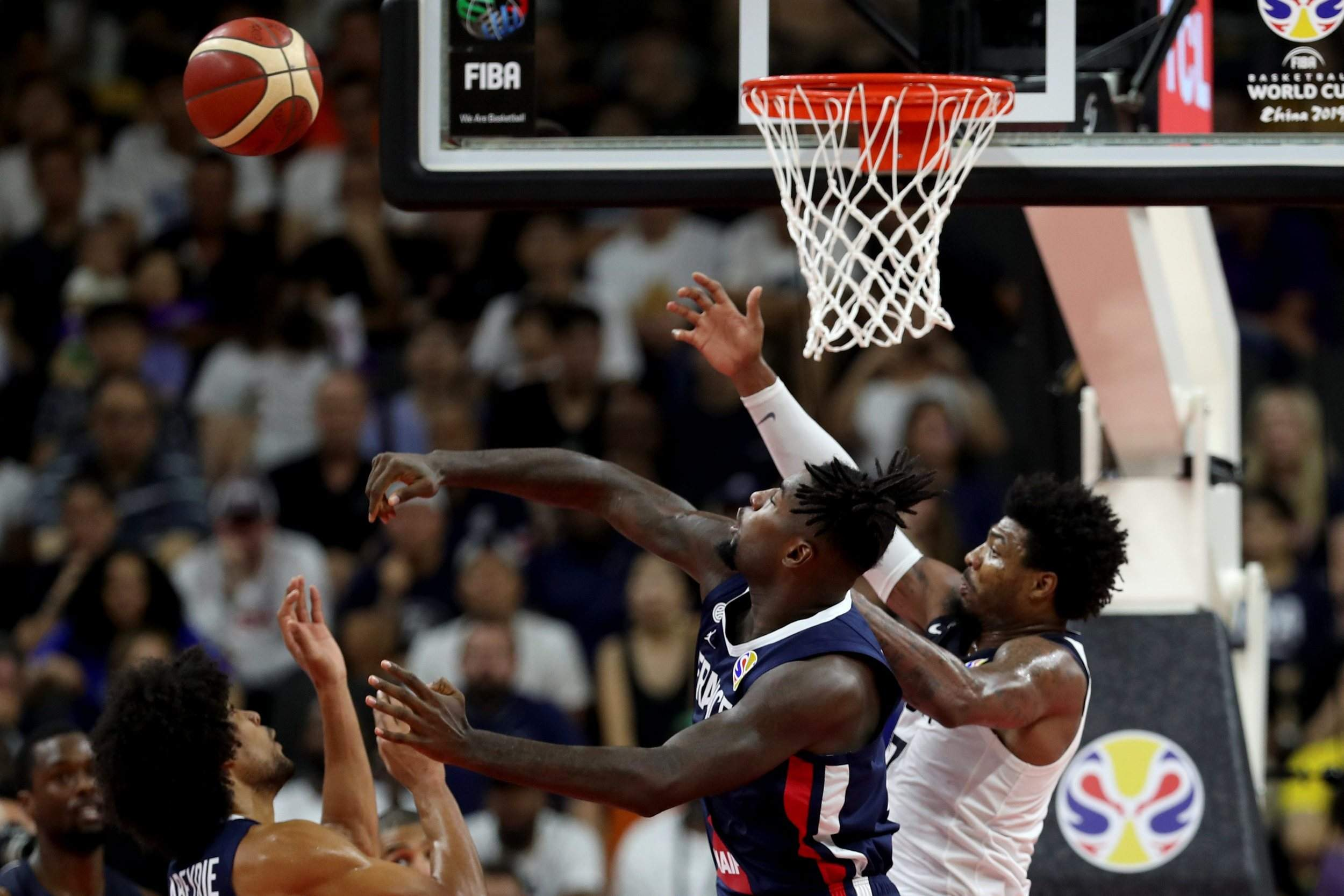 France Hands Team USA First International Loss Since 2006