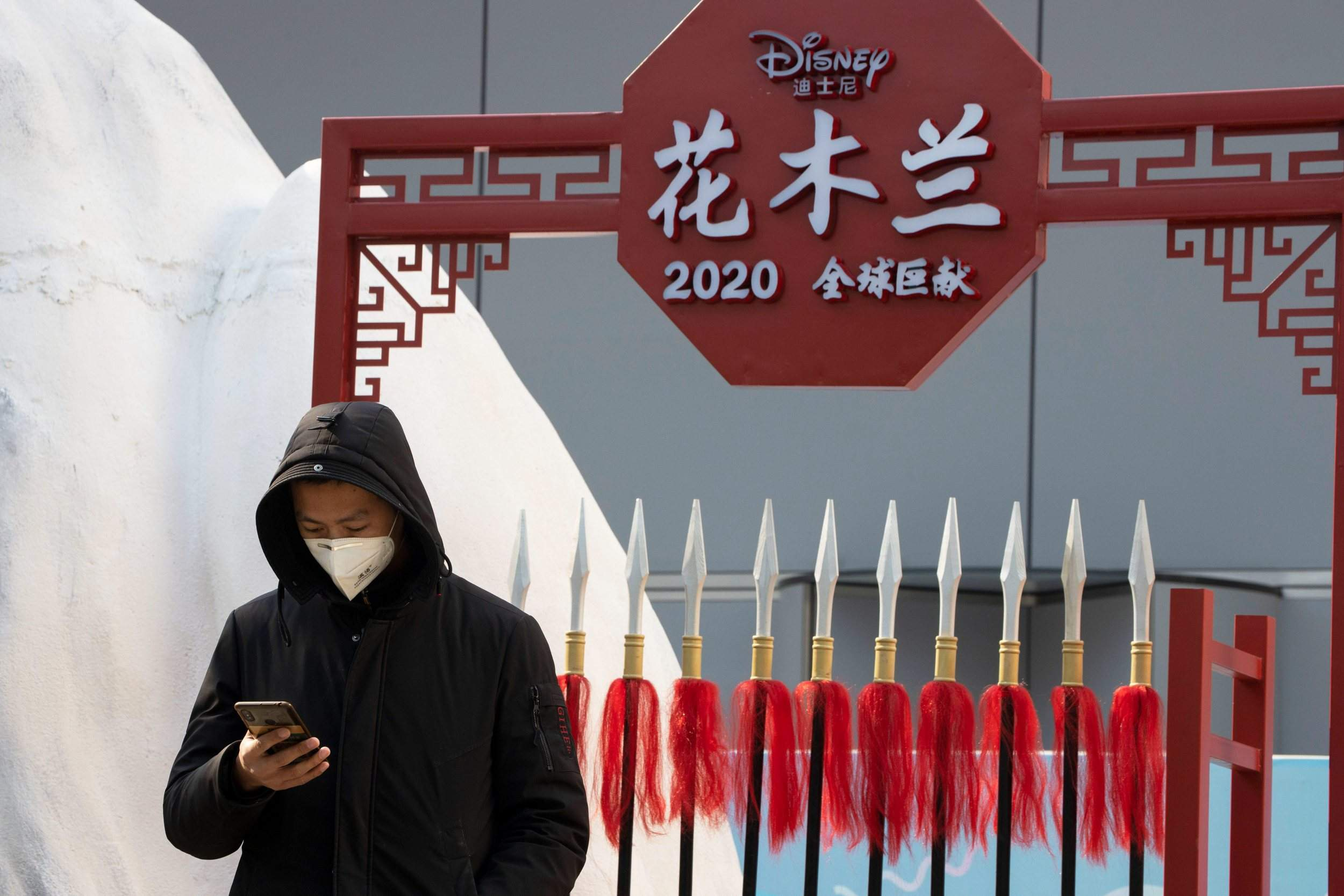 Disney facing backlash for filming 'Mulan' live-action remake in Xinjiang