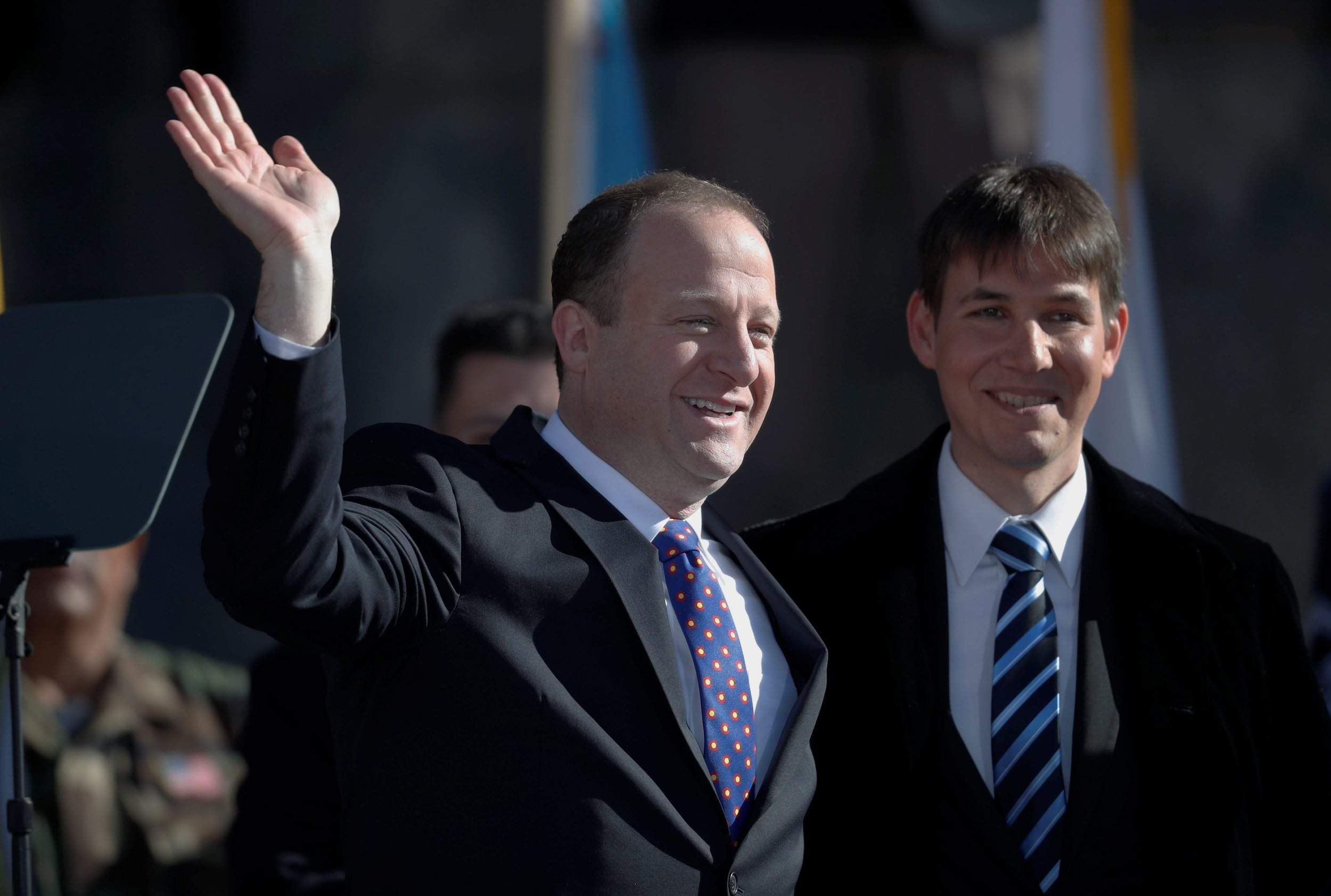 Colorado Gov. Jared Polis and his partner test positive for COVID-19