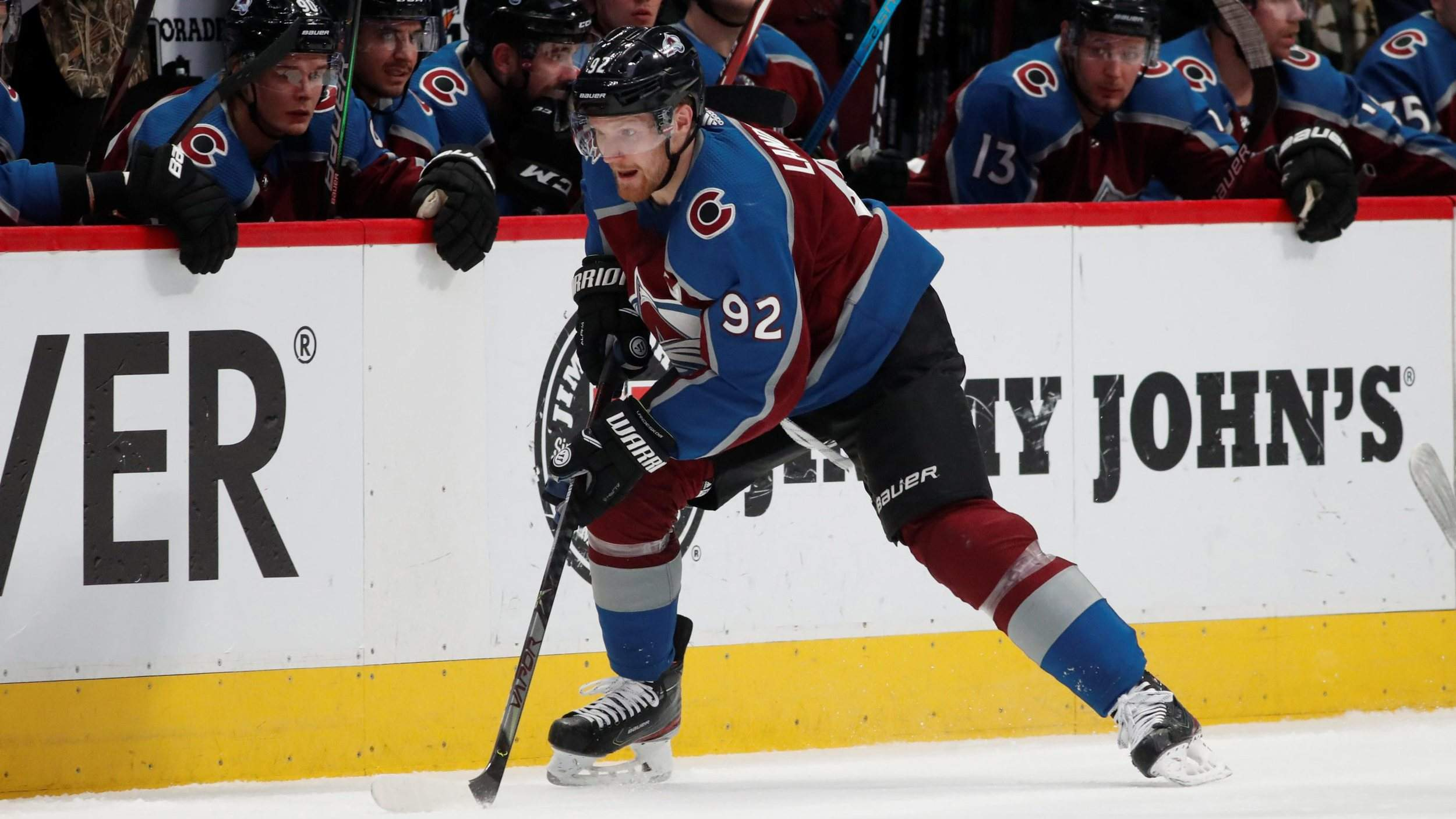 Colorado Avalanche will play in outdoor game on Lake Tahoe this season