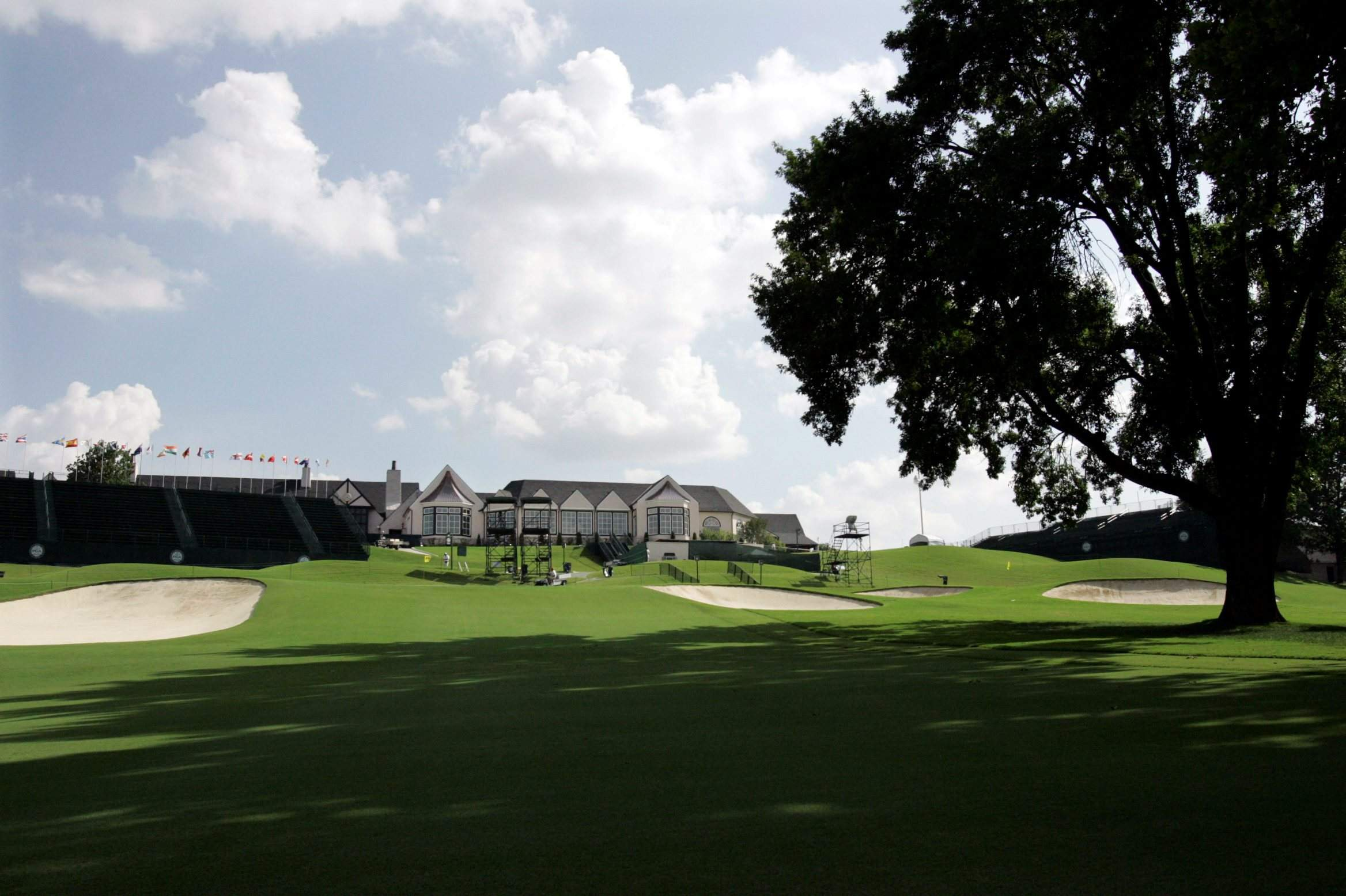 PGA Championship heading from Trump Bedminster to Tulsa's Southern Hills in 2022