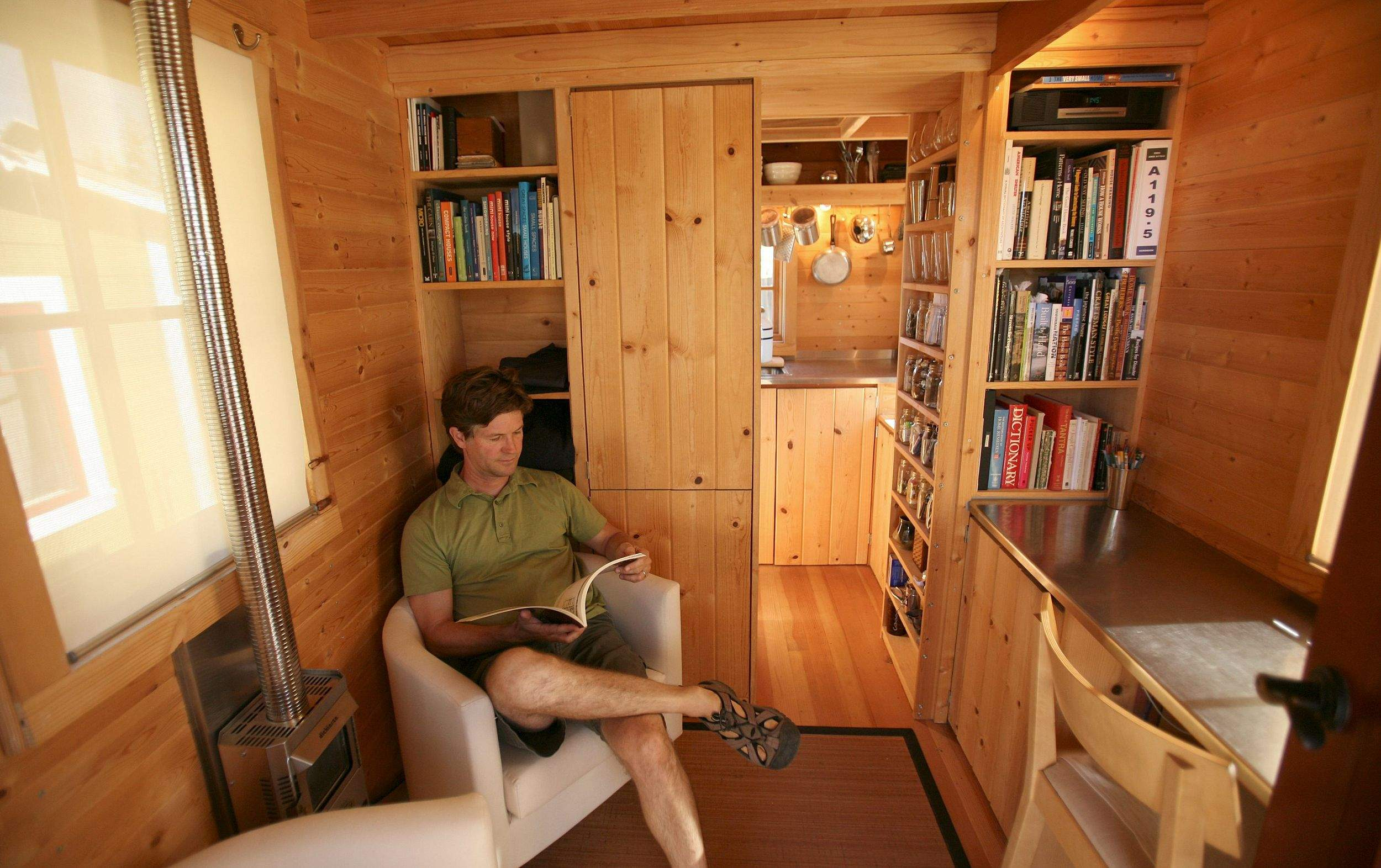 Living Small Tiny House Movement Thrives,Rent A Home Away From Home
