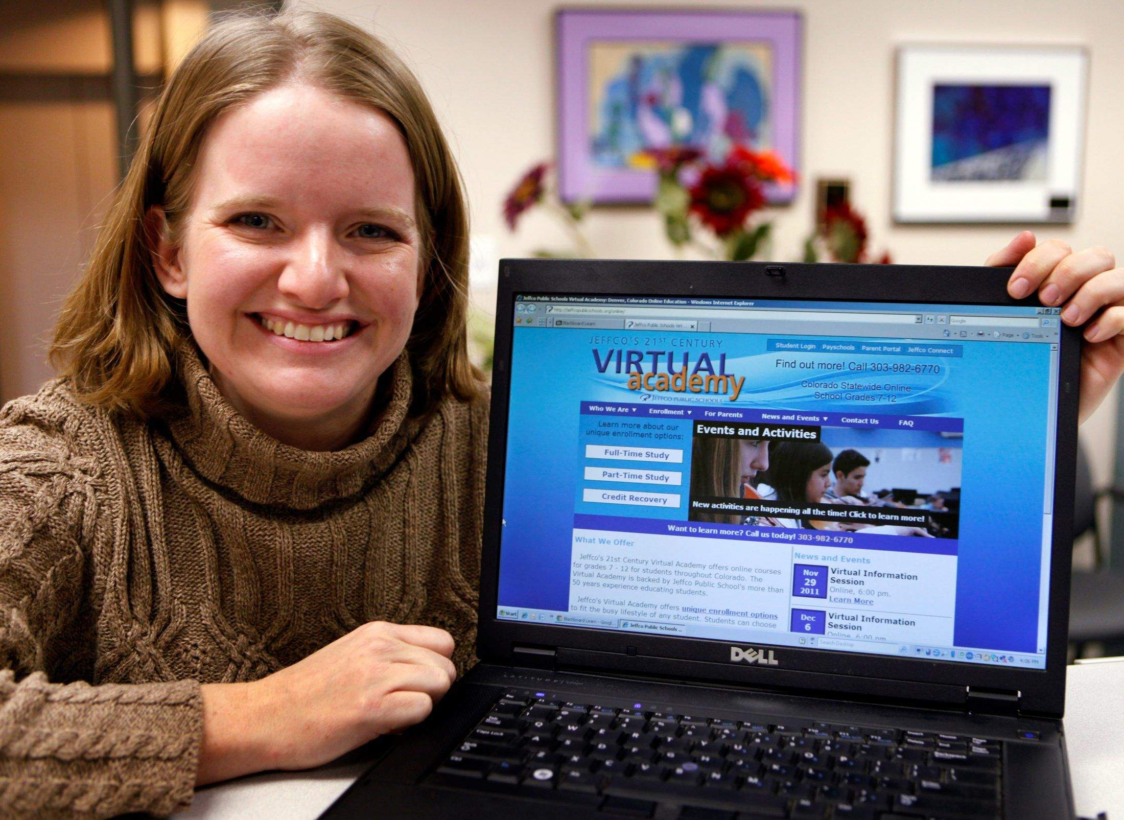 Opponents attack boom in virtual schools
