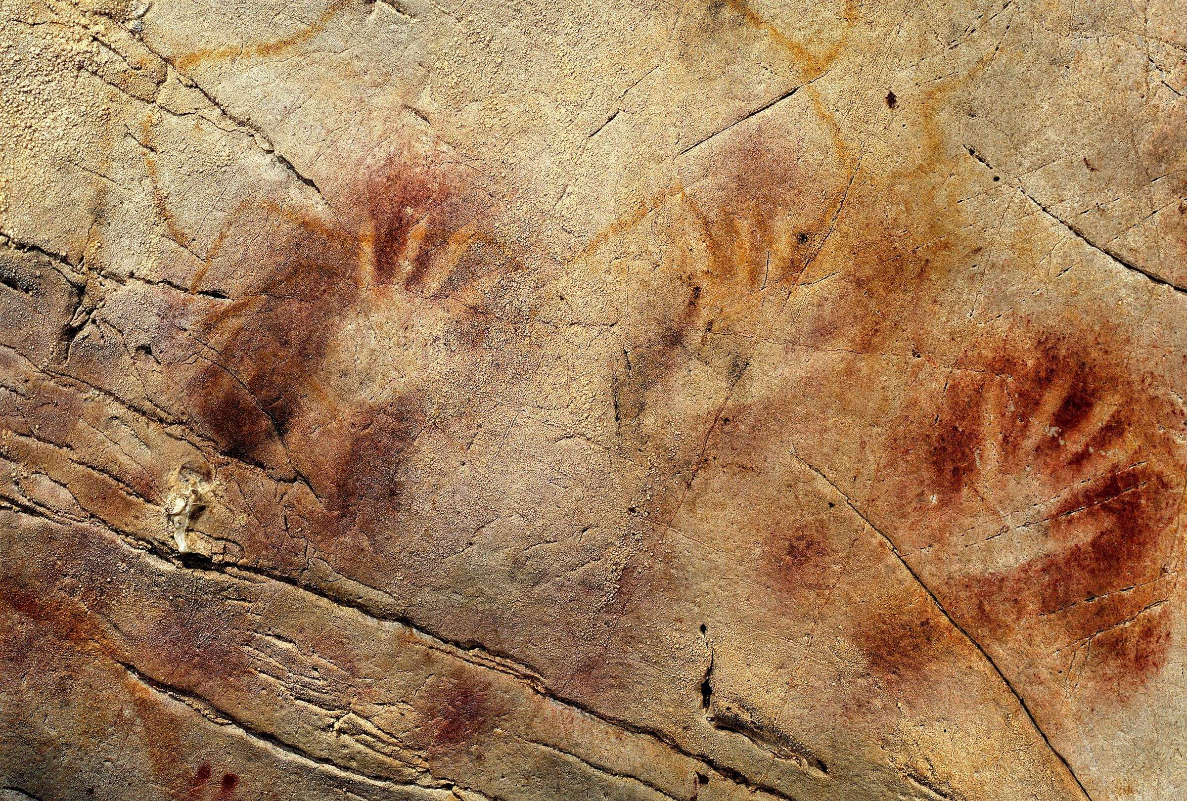 Dating cave art