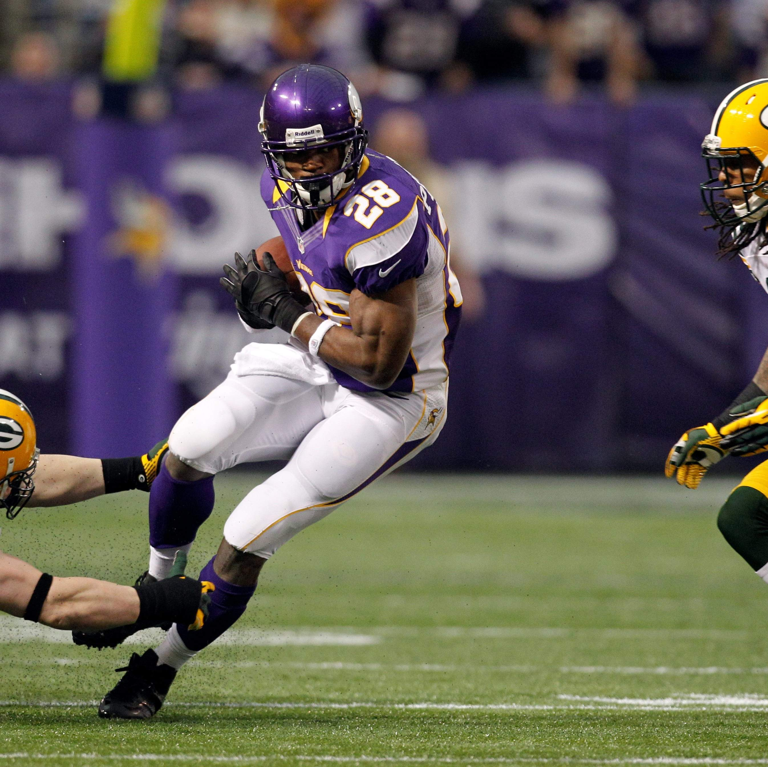 Peterson rushes for 2,096
