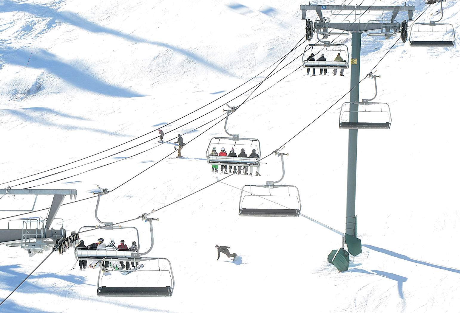 December Snow Gives Ski Retailers A Lift
