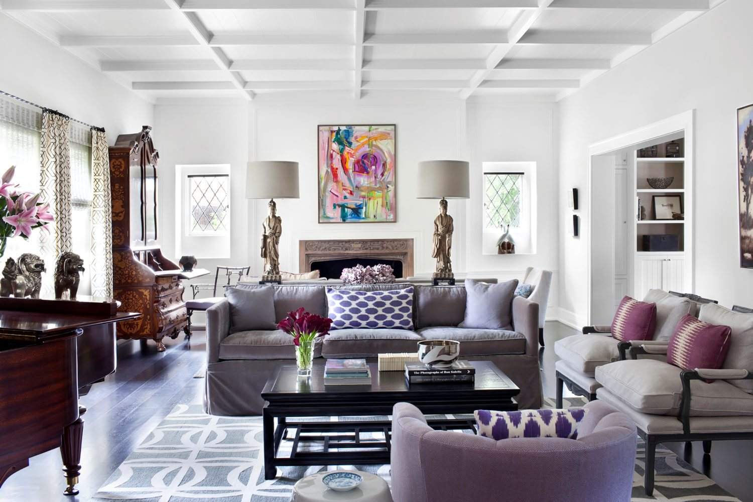 No color is too bold for décor, designers say
