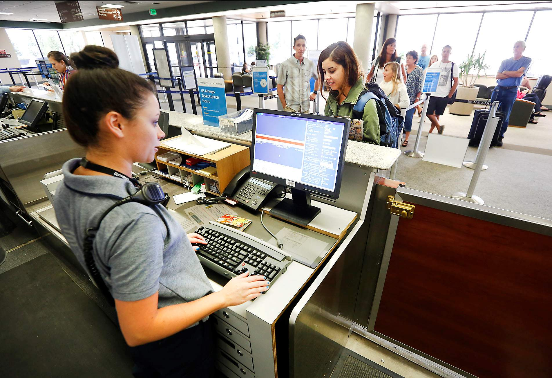 Airport's growing pains