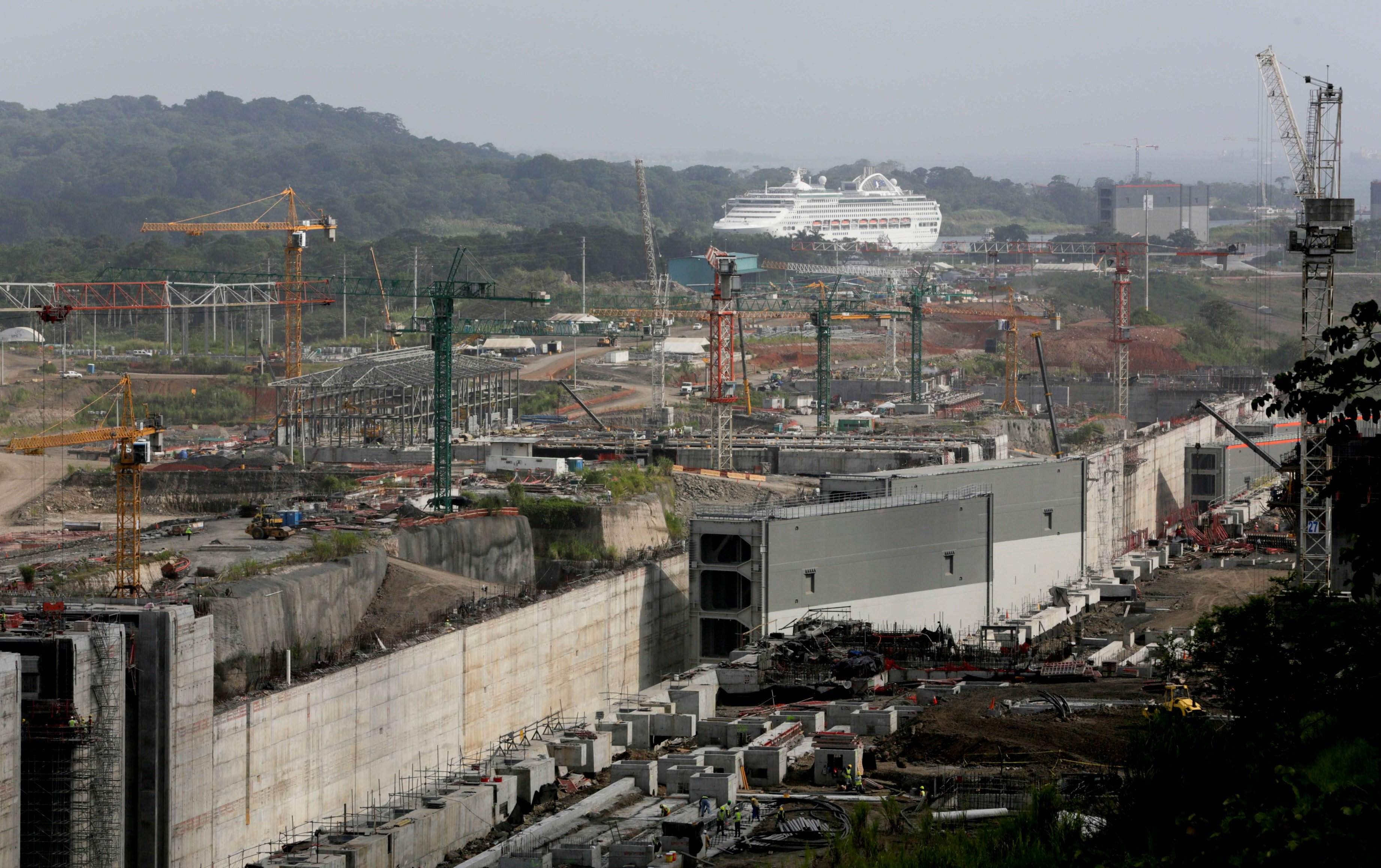 Panama Canal turns 100 amid doubts