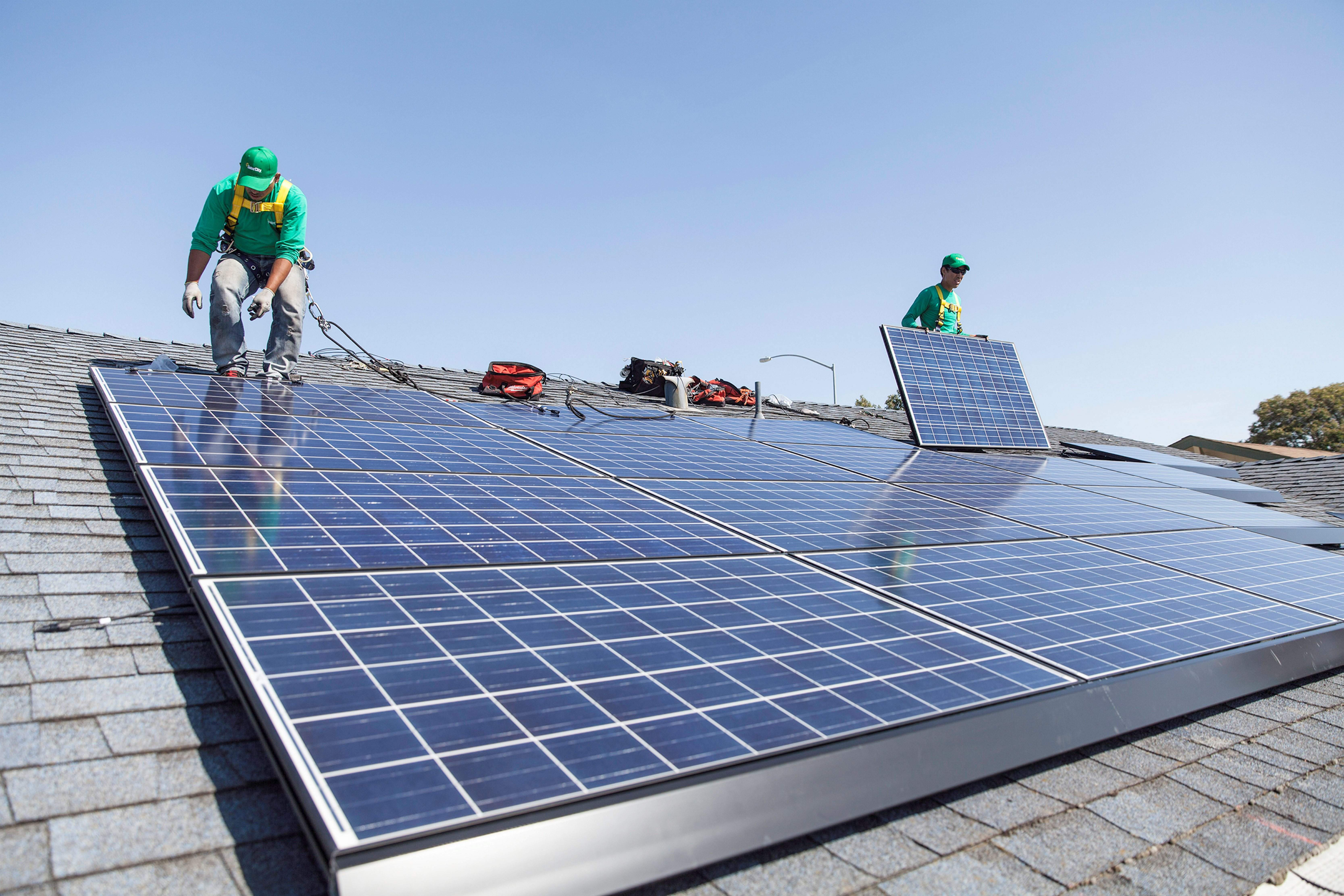 Can You Go Solar Leases Loans Help