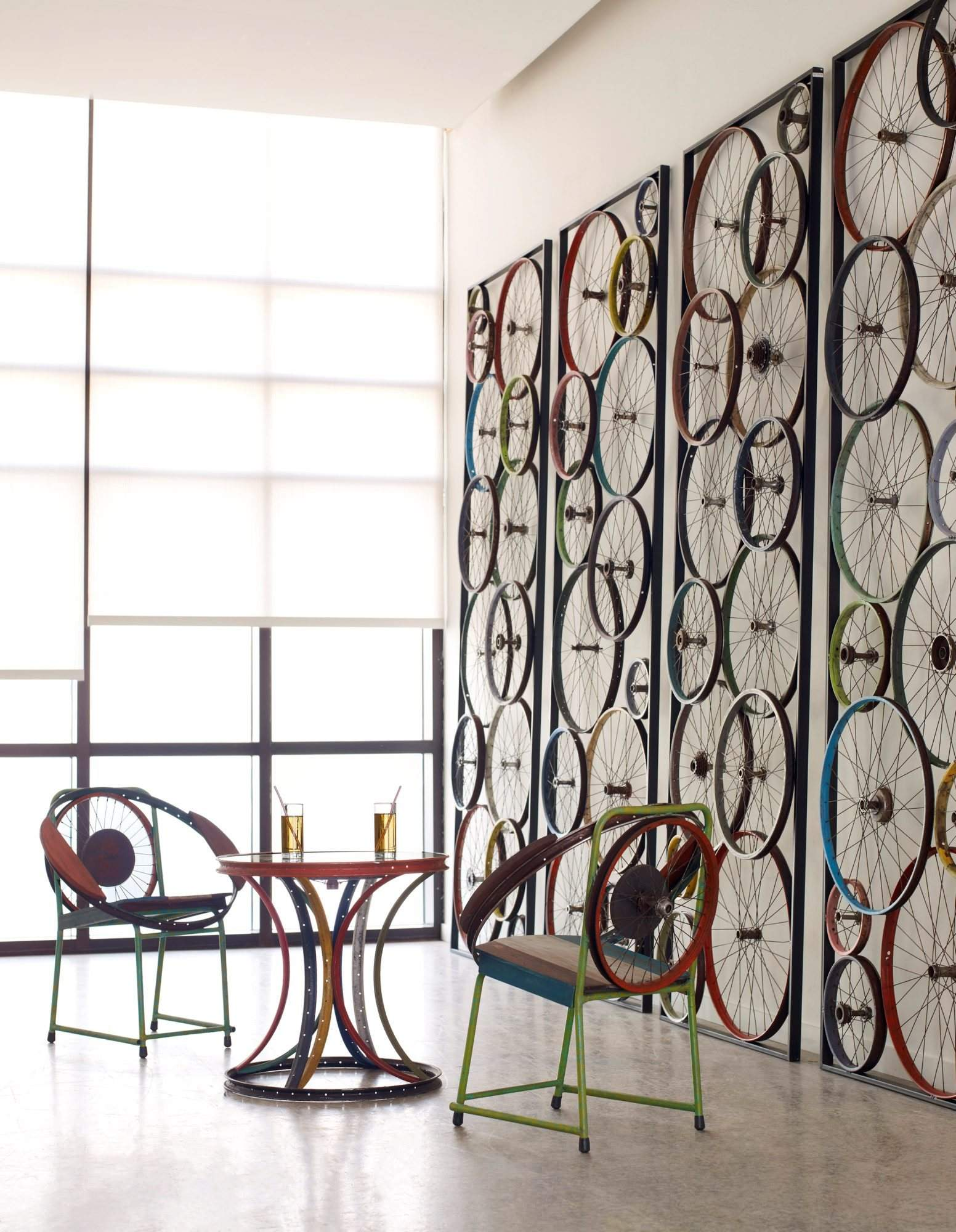 Bicycle Themed Decor Comes Home