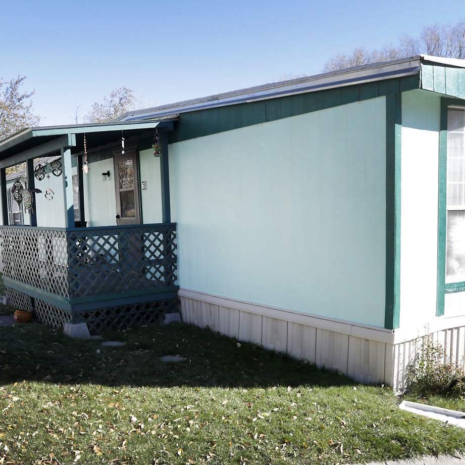 Rosemarie Becker Pays 490 A Month For Space To Keep Her Mobile Home At Animas Park Homes