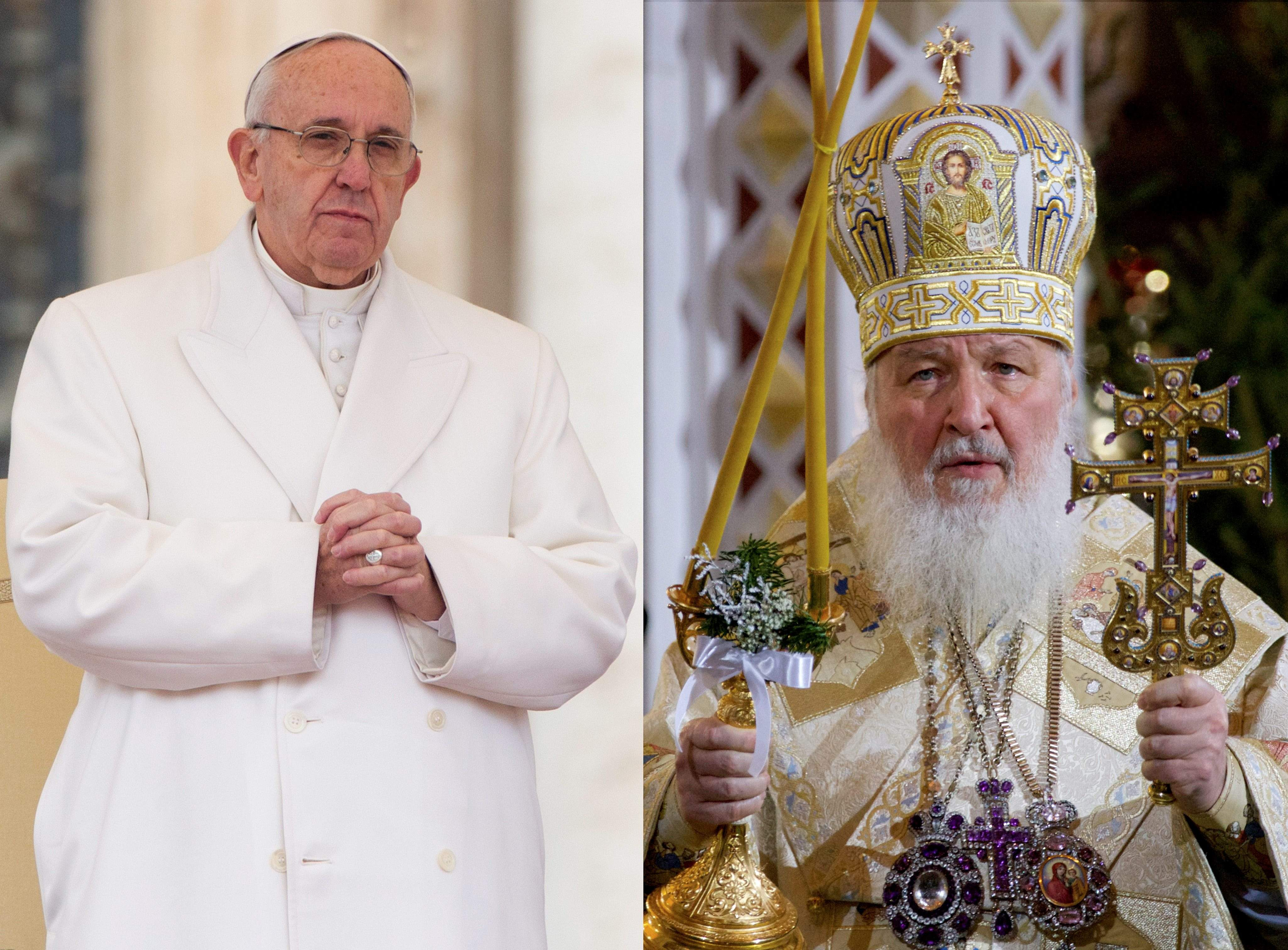 Pope will meet with Patriarch Cyril in Cuba 02/05/2016 19
