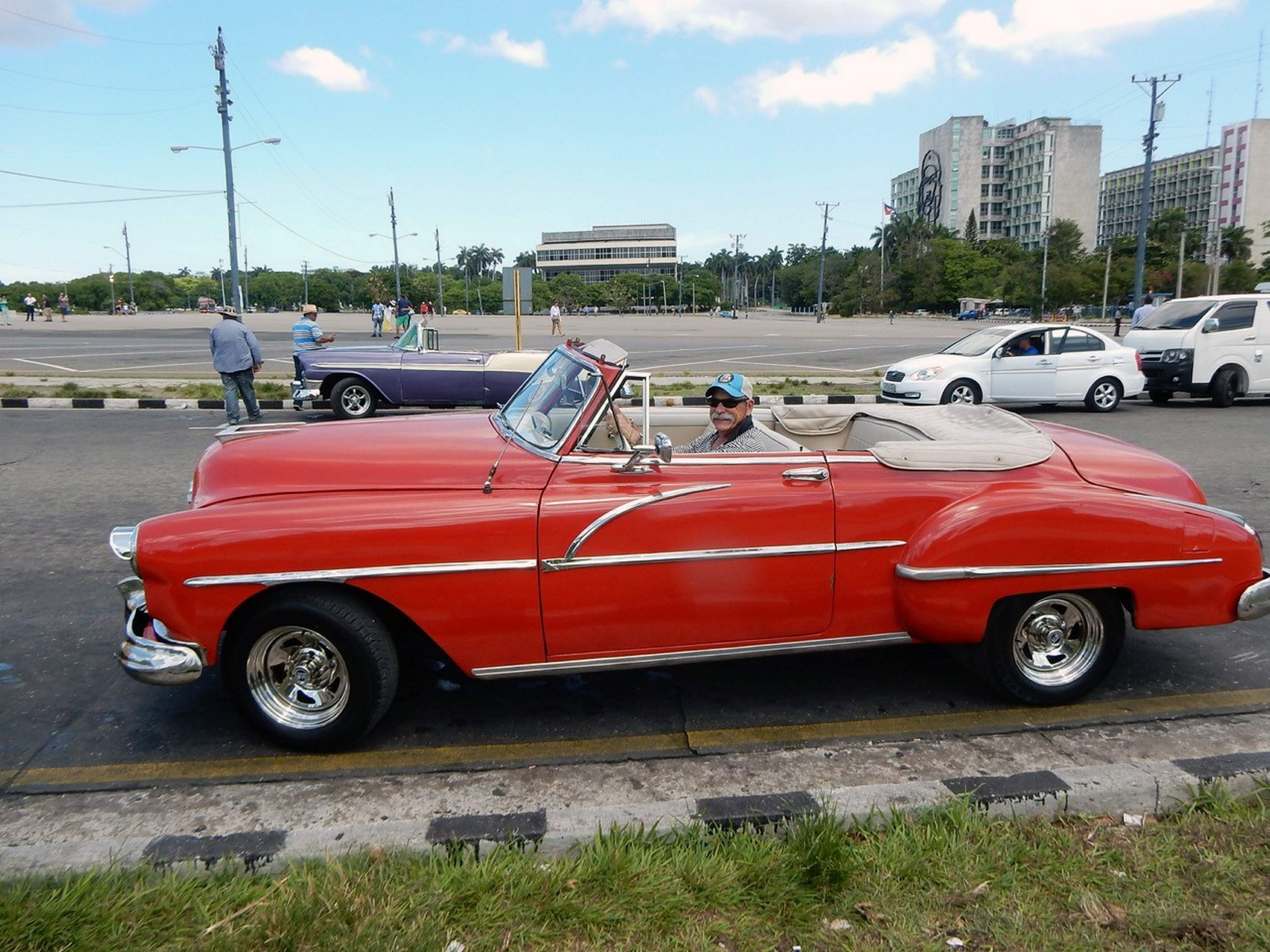 Experiencing Cubas Fine Fly Fishing 1950s American Cars Oldsmobile When Visiting Cuba It Is A Thrill To Drive Old Like The Author Cruised Around In