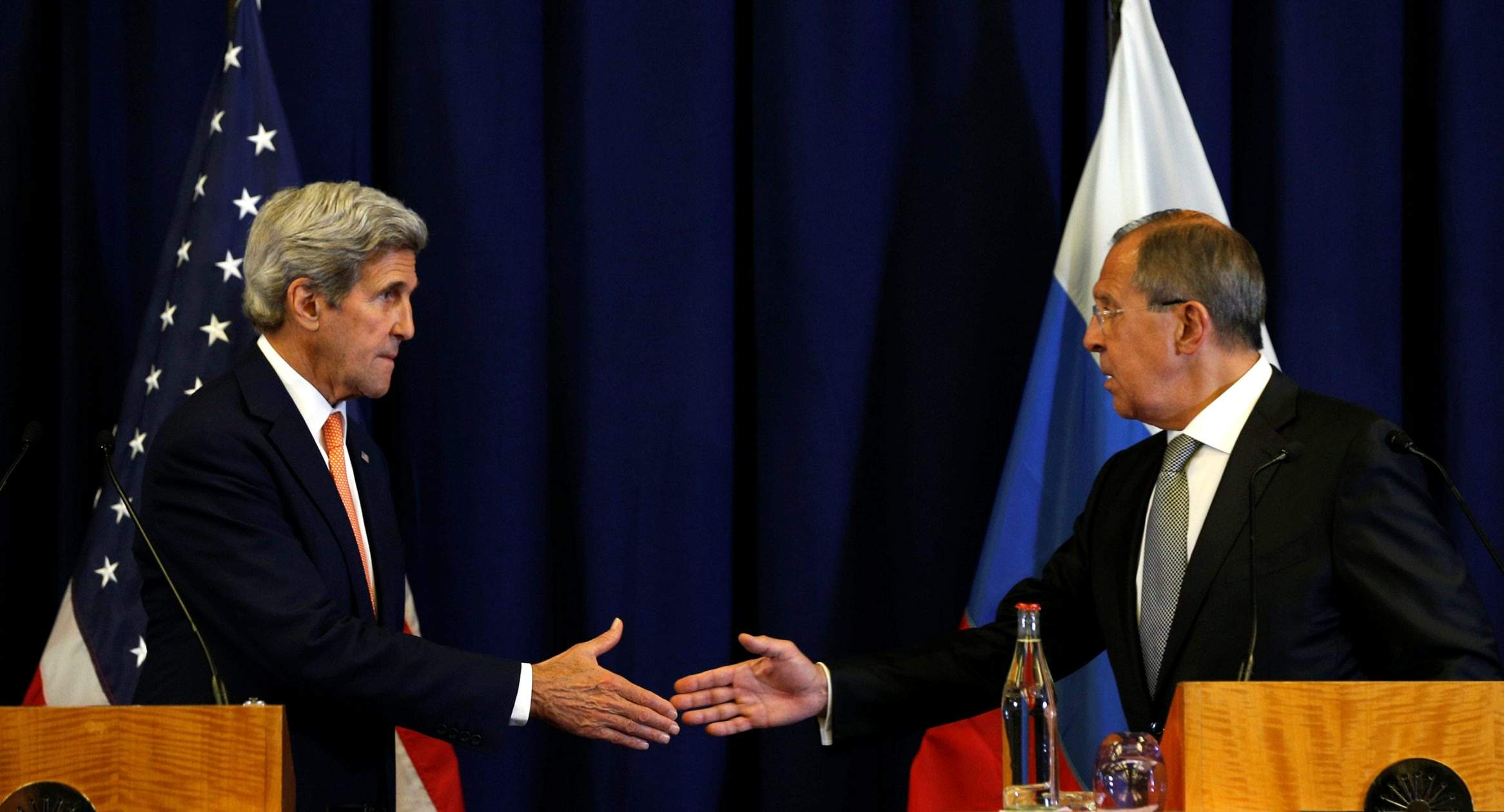 At Least 45 Killed In Syria After Us Russia Agreement