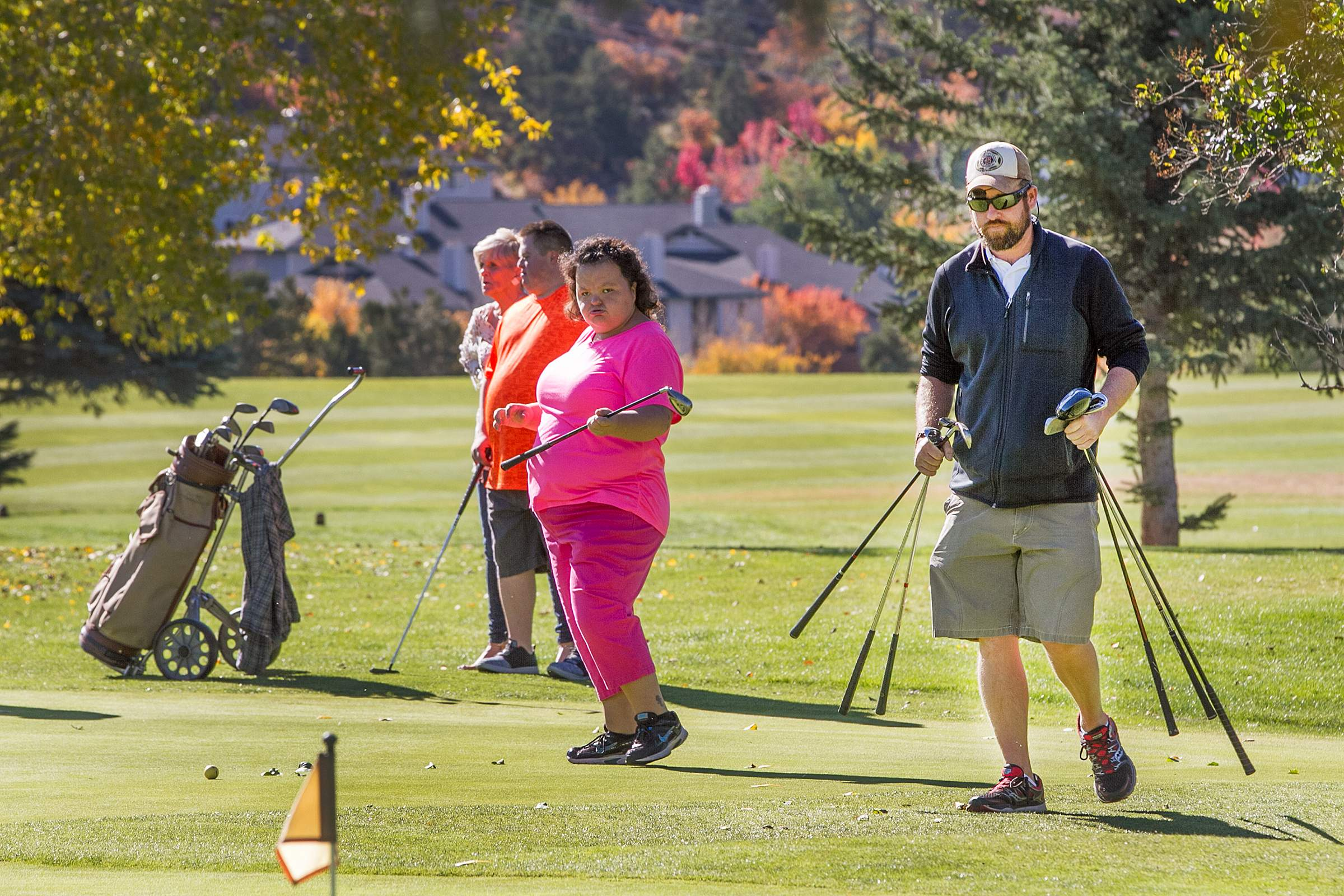 golf 40 år Durango man starts golf clinic for those with disabilities golf 40 år