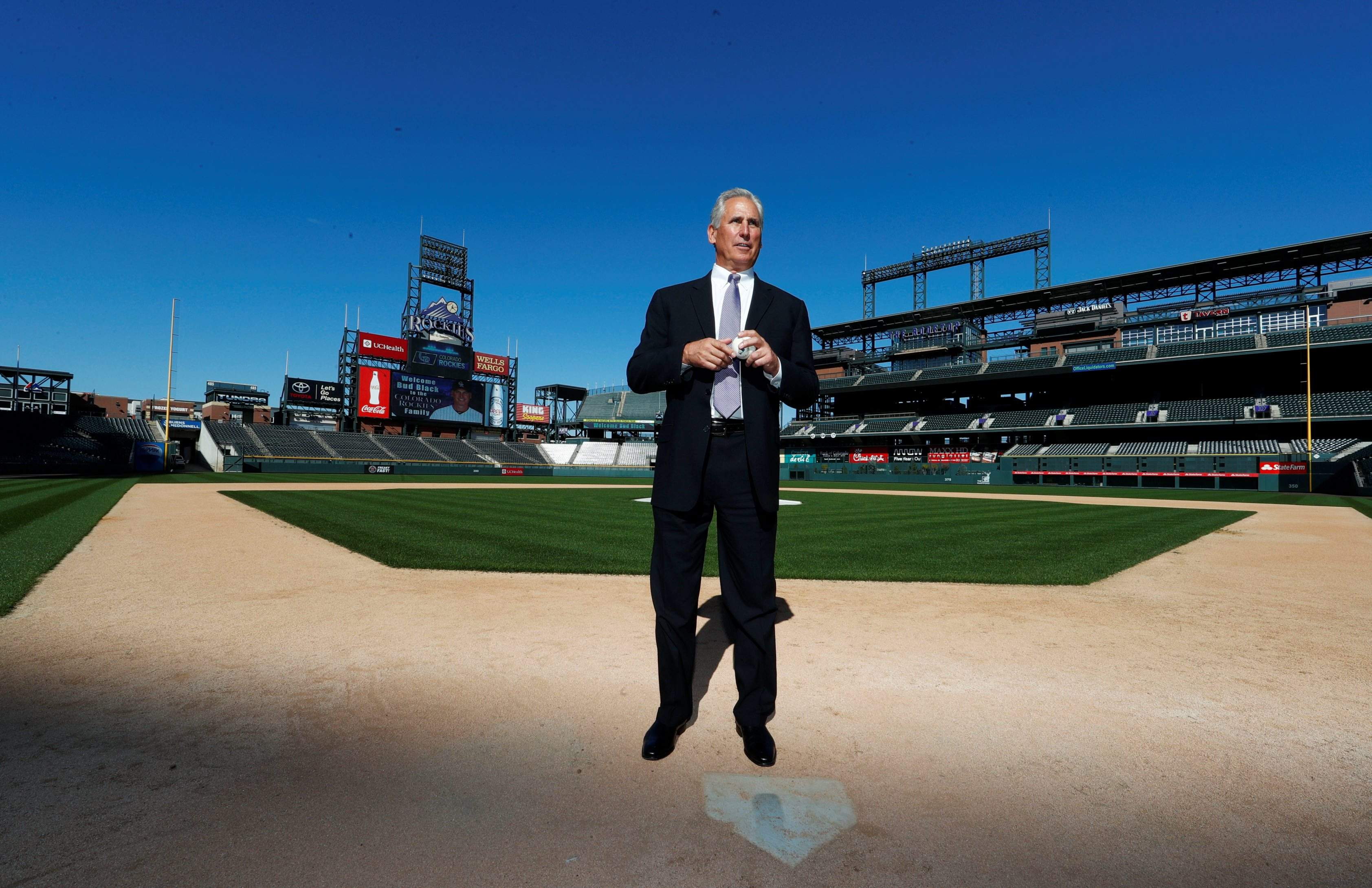 Rockies Officially Announce Bud Black As Manager