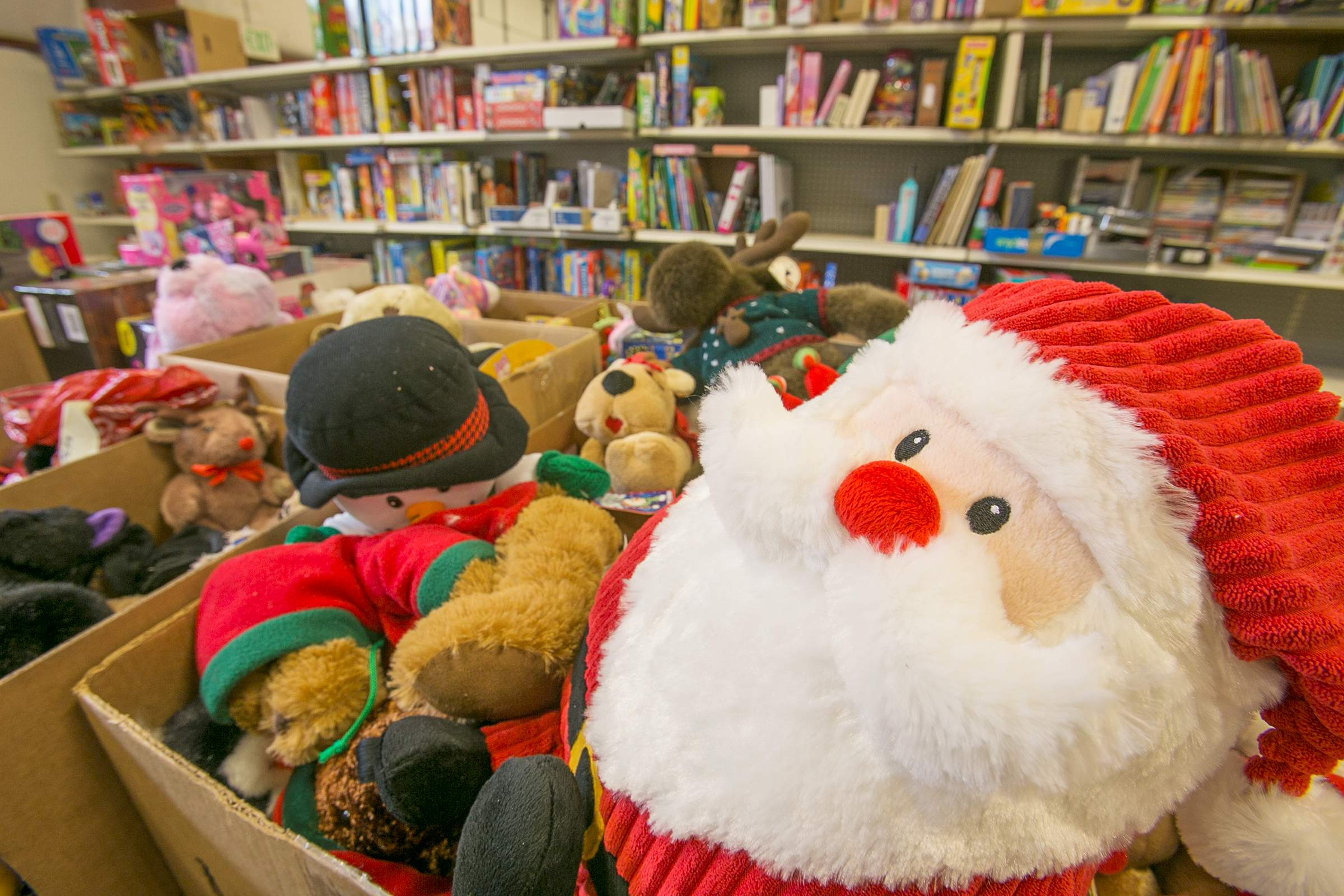 Project Merry Christmas makes holiday merry for families in need