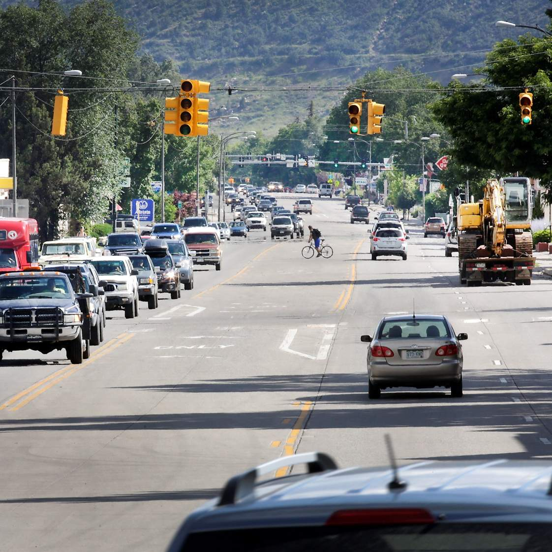 CDOT Lays Out Details Of Roadwork On Main Corridor Through