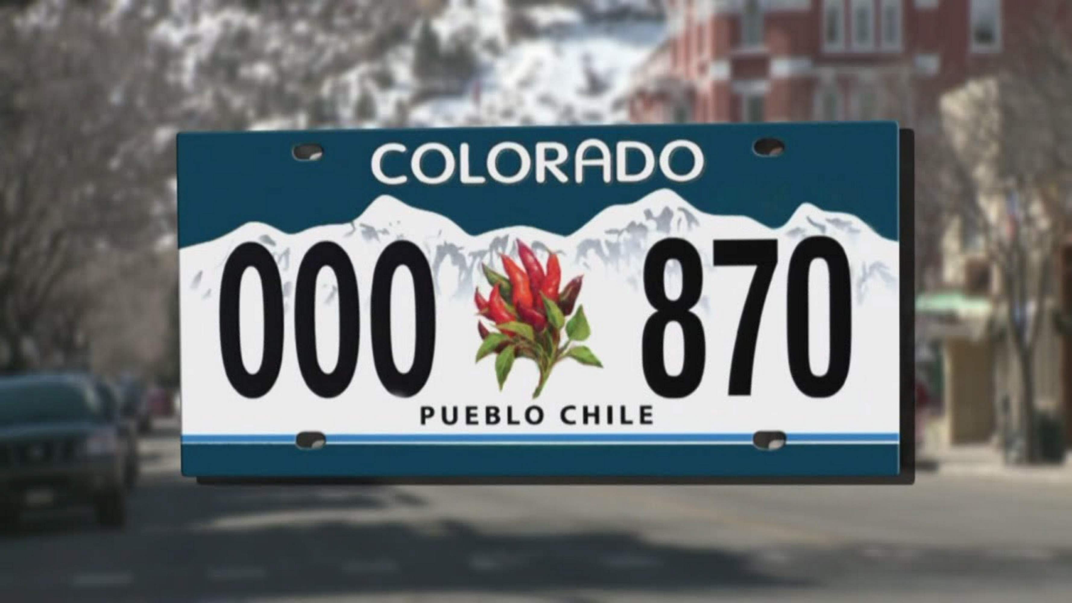 Action Line Pueblo Plates Get A Chile Reception From New Mexico
