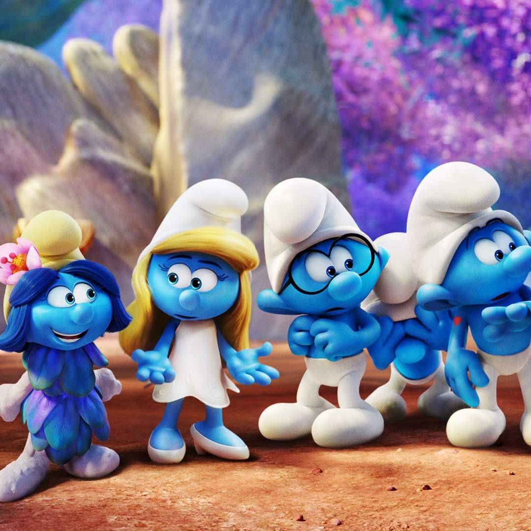 smurfs a psychedelic trip