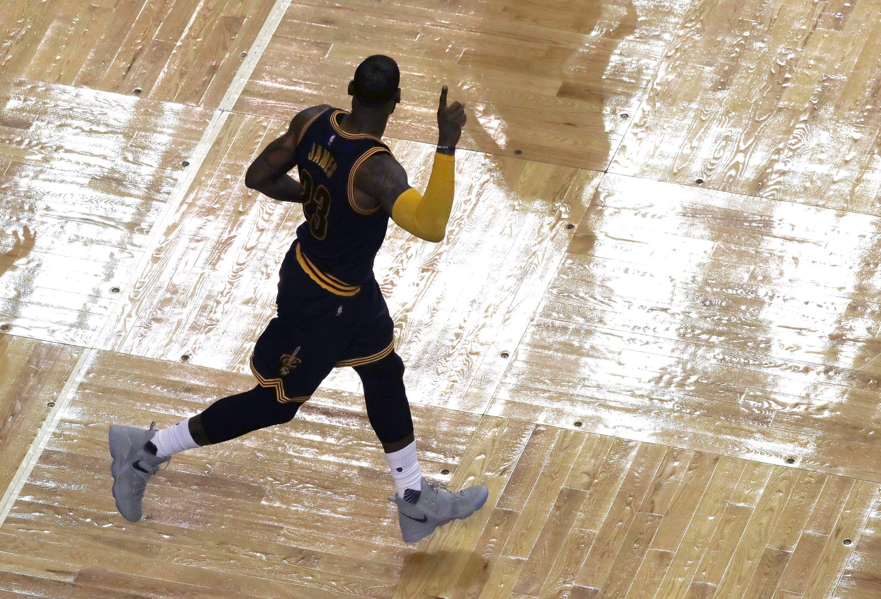 Cavaliers back in NBA Finals for Warriors rematch