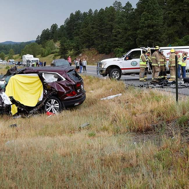 Two Victims In Hwy. 160 Head-on Crash Identified
