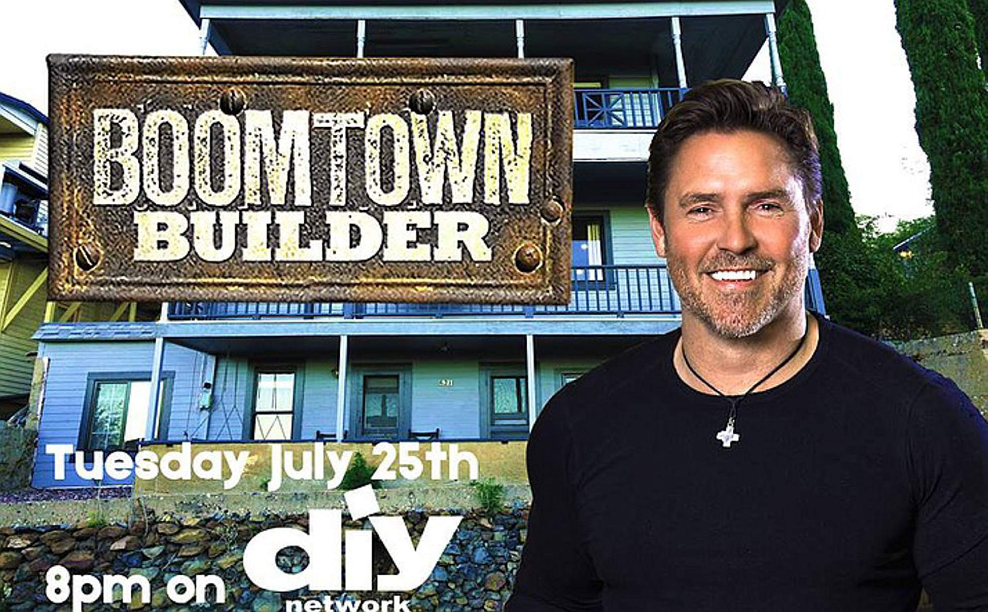 """Part-time Durango resident Tim McClellan is the host of """"Boomtown Builder,"""" a new DIY Network television series. McClellan rose to reality TV fame in 2015 ..."""