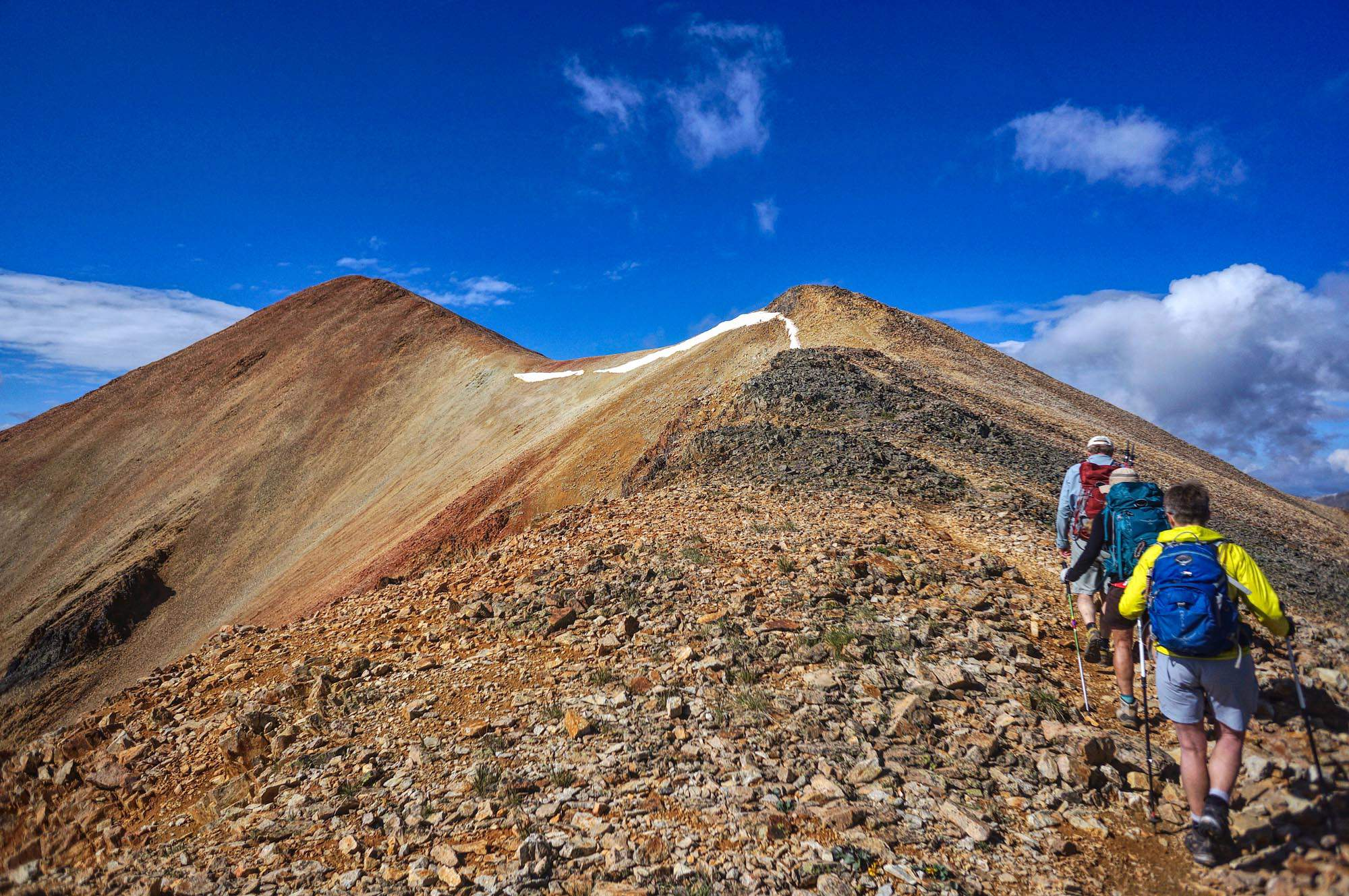 Teen Climbs Fourteeners To Raise Money - Bare Picture-1402