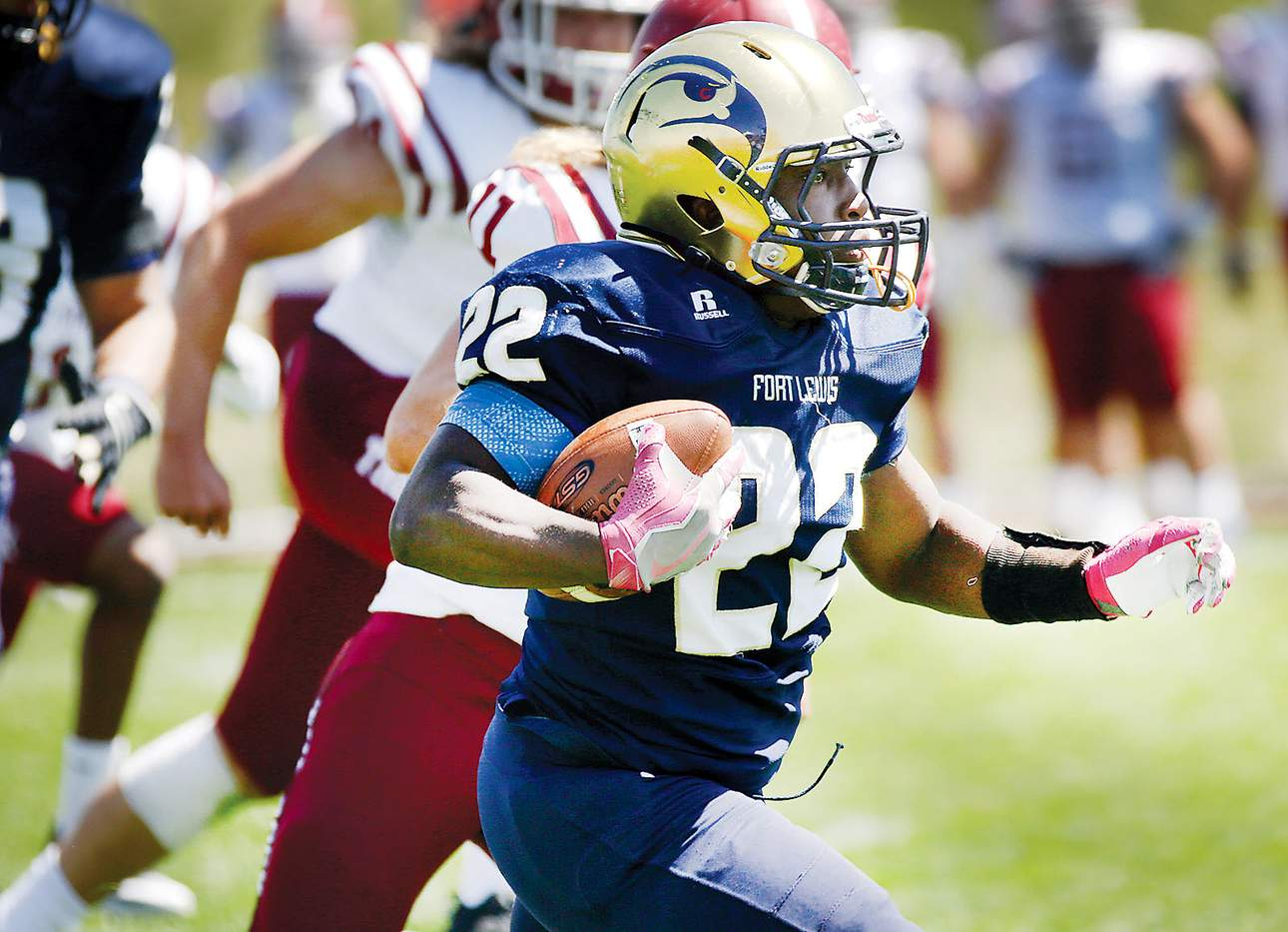 Fort Lewis College football can't keep up with Chadron ...