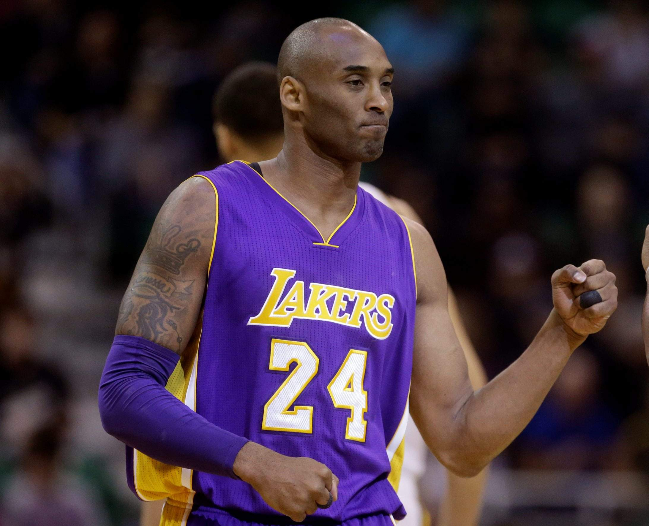 d2a15fbc912 Lakers to retire Kobe Bryant s 2 jersey numbers in December