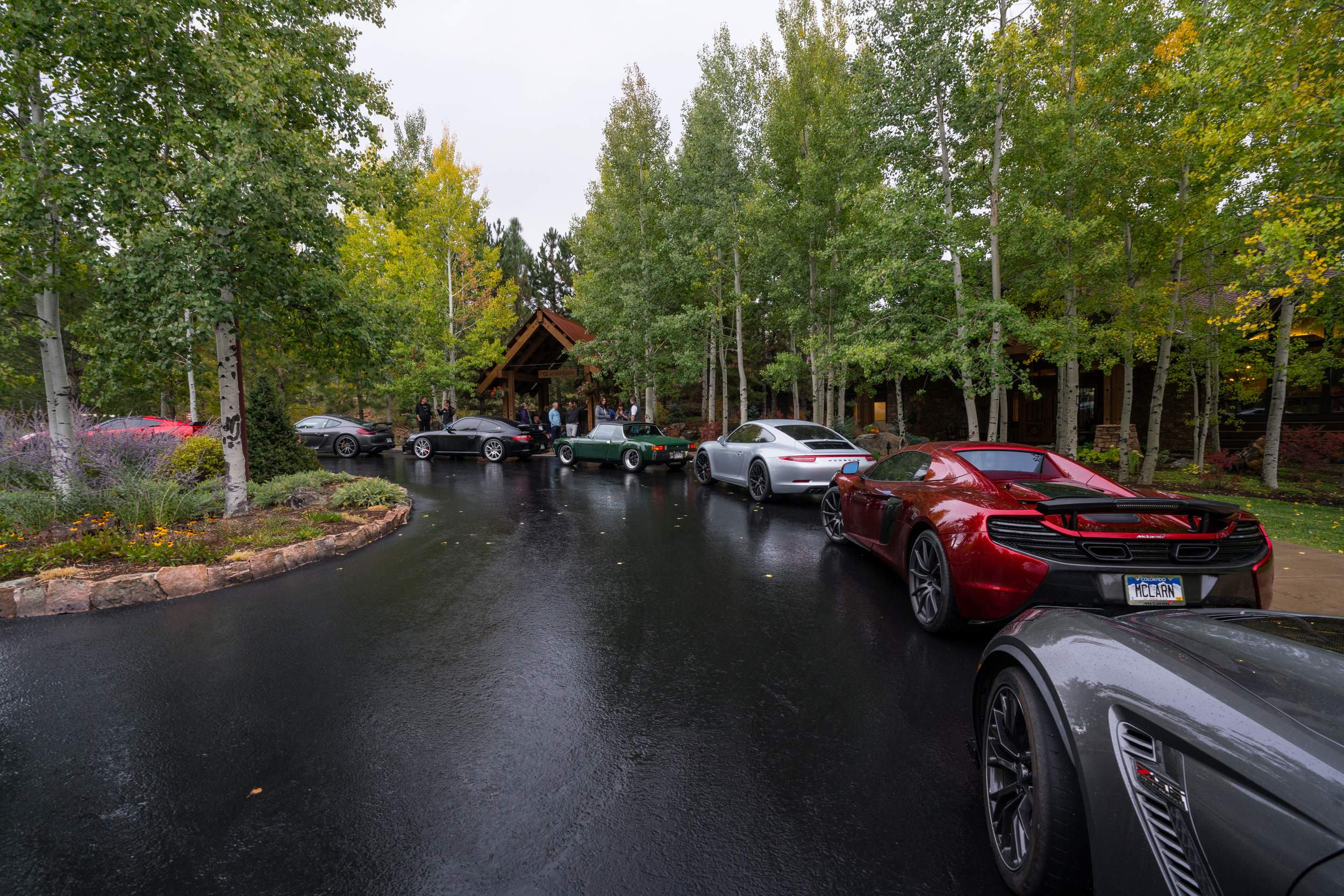 Durango man diagnosed with cancer has unfor table day with cars