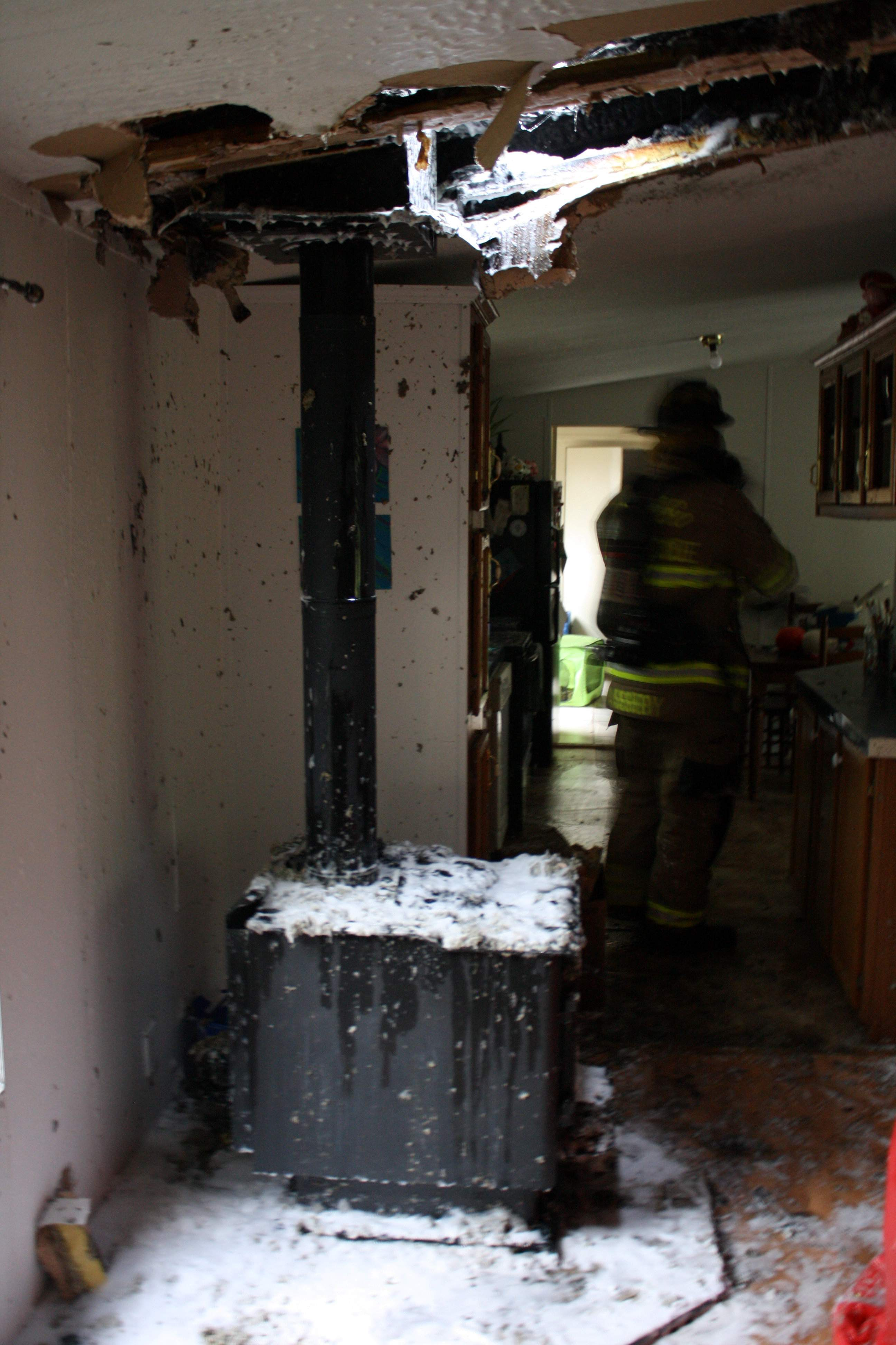 Wood Stove Blamed For Mobile Home Fire West Of Durango