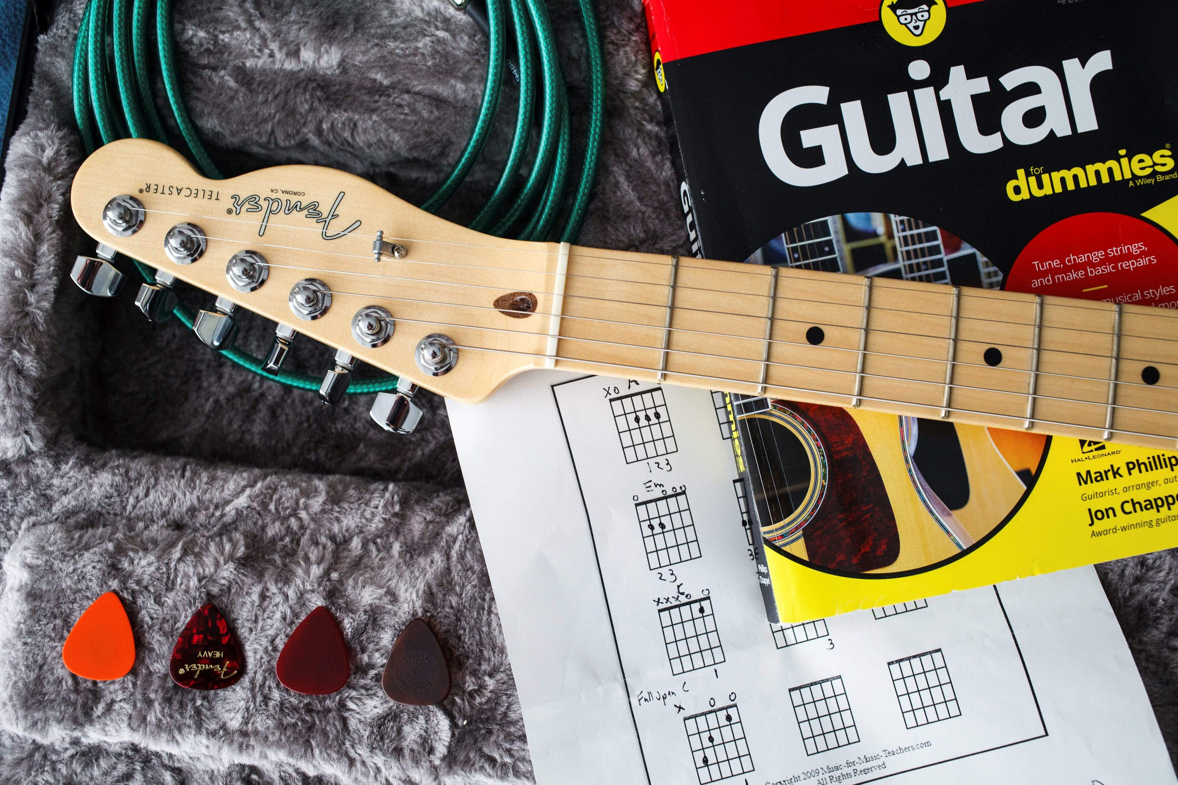 How To Learn To Play Guitar At Age 50
