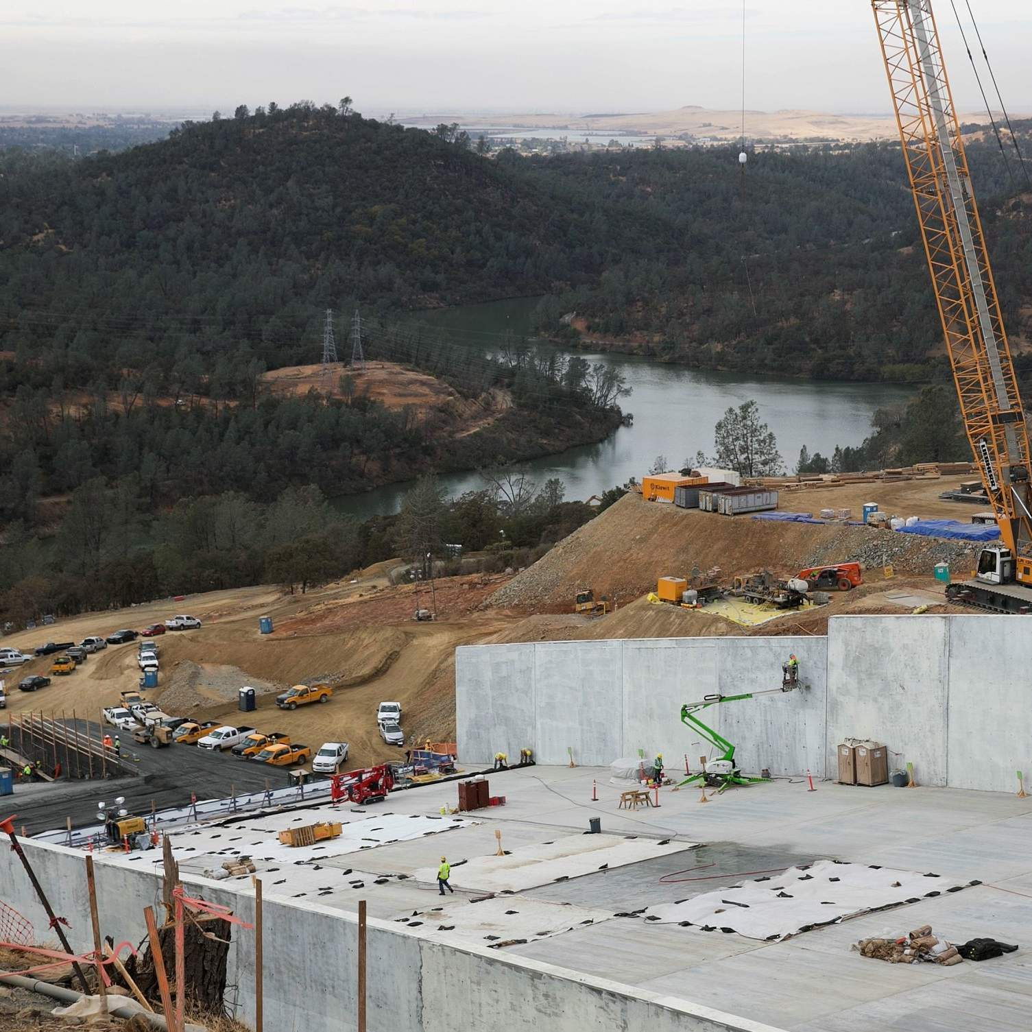 Oroville Dam repair costs will top $500 million