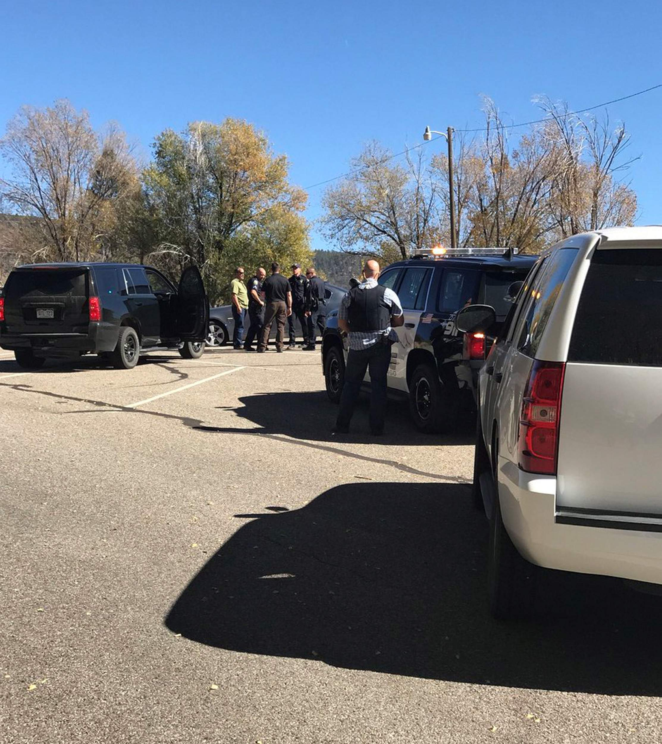 Durango Police Use Spike Strips To End 18-mile Chase