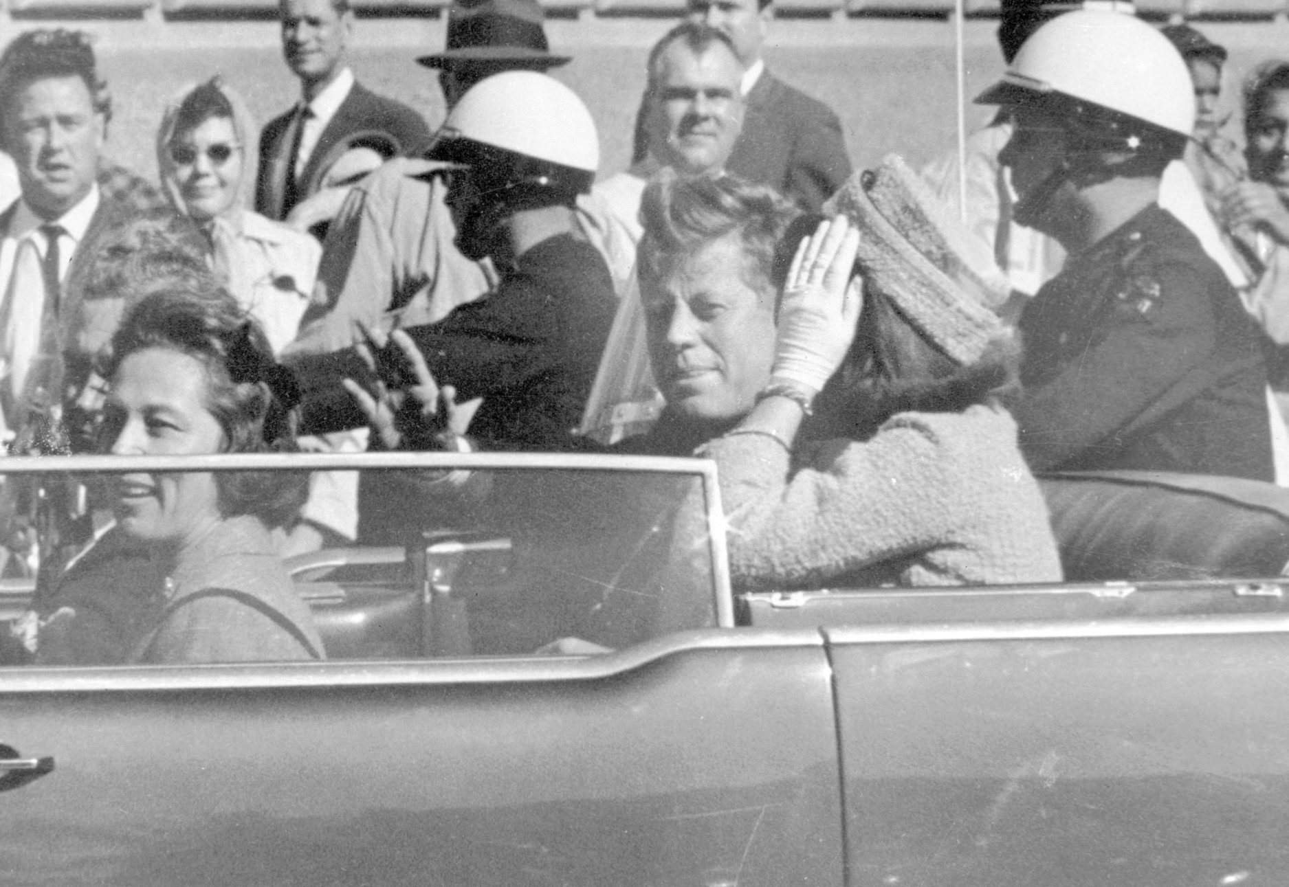 """the real organizations behind the assassination of president john f kennedy The various theories behind the kennedy assassination the assassination of president john f kennedy """"involved in the assassination of president kennedy."""