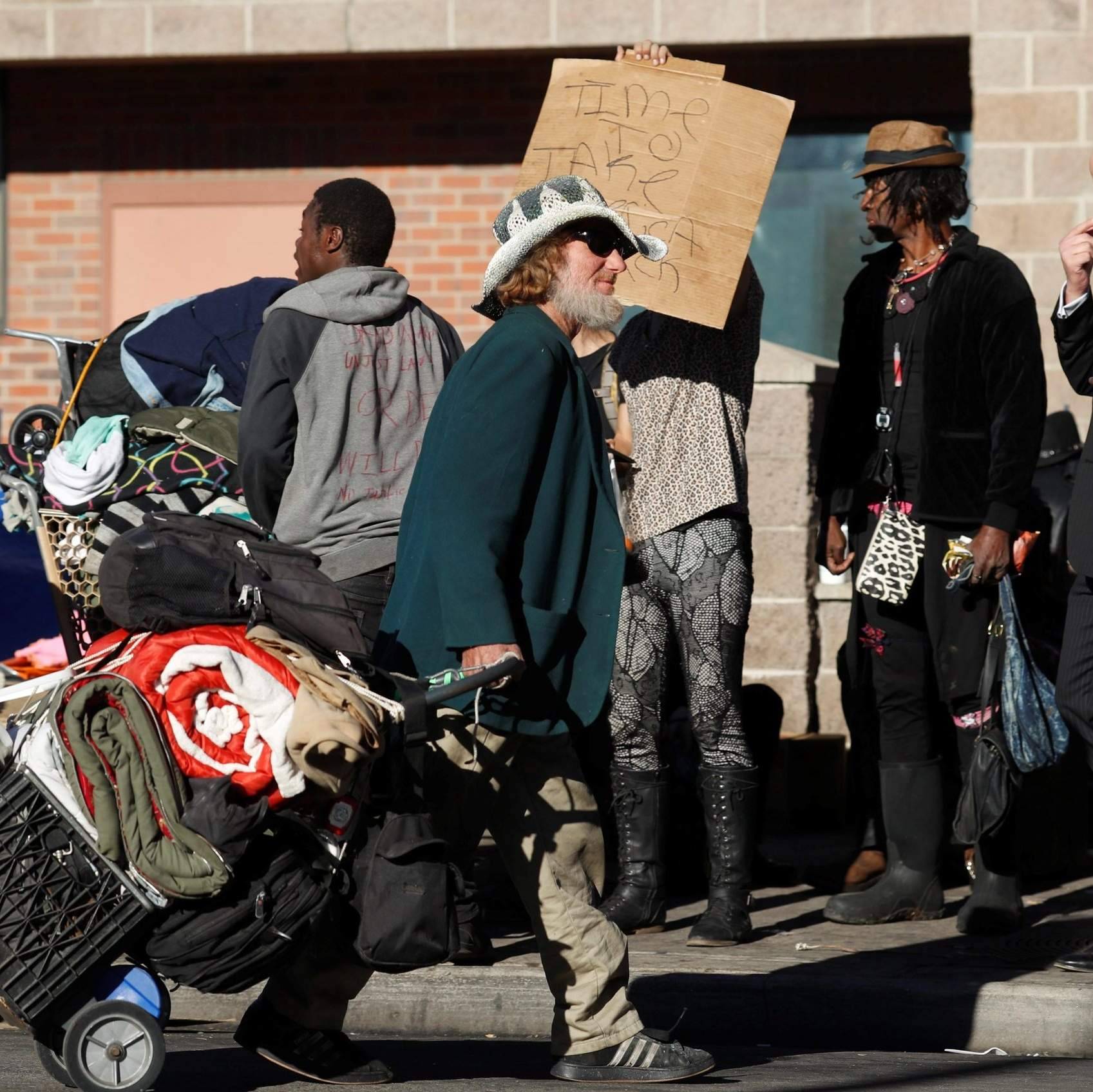 What Effect Does Legal Pot Have On Colorado's Homeless?